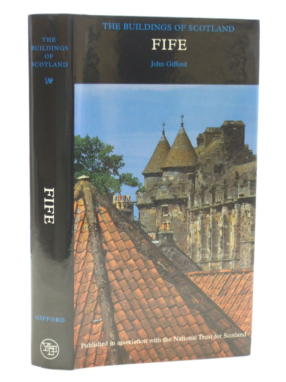 Photo of FIFE (BUILDINGS OF SCOTLAND) written by Gifford, John published by Yale University Press (STOCK CODE: 1604524)  for sale by Stella & Rose's Books