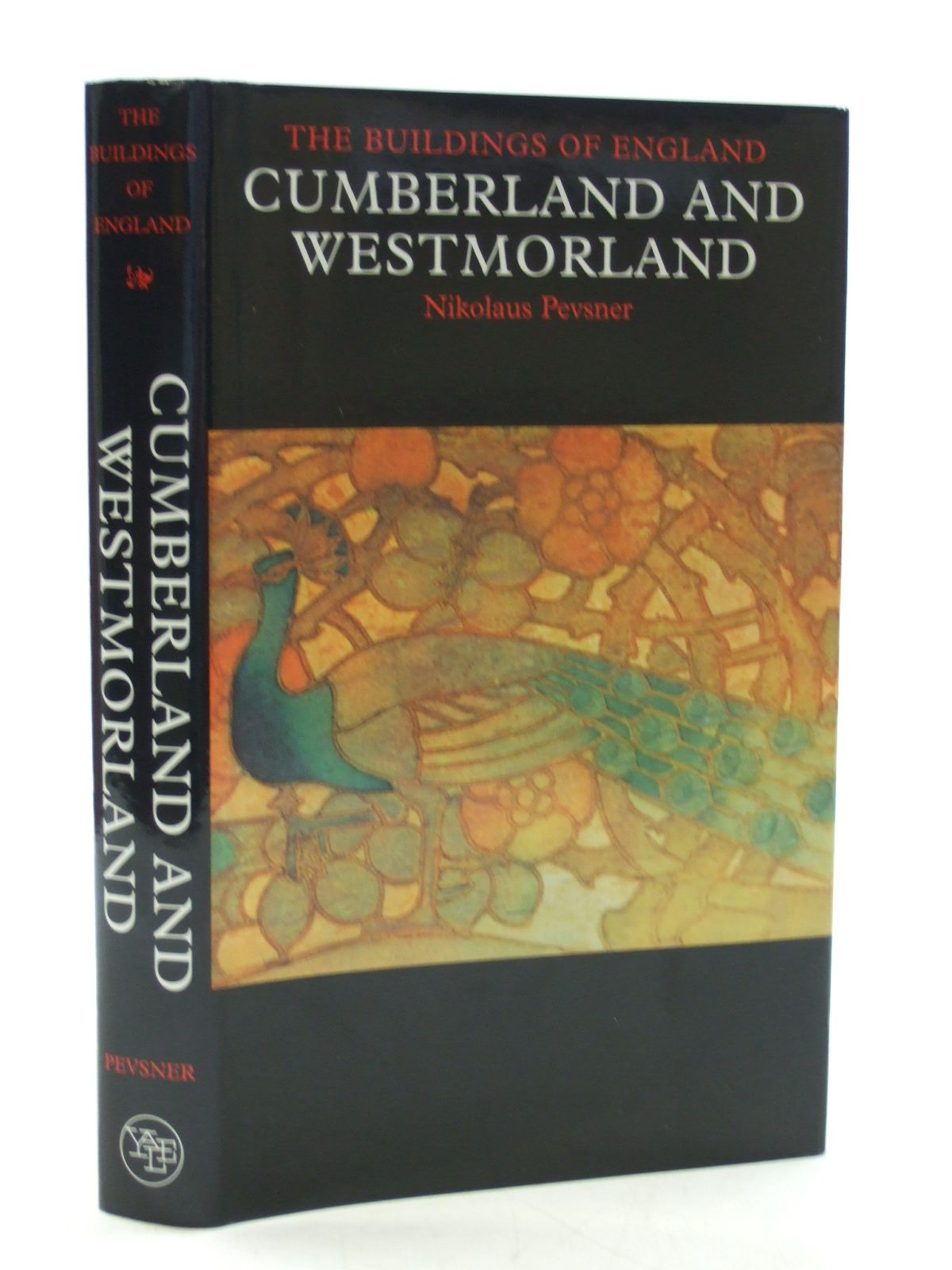 Photo of CUMBERLAND AND WESTMORLAND (BUILDINGS OF ENGLAND)