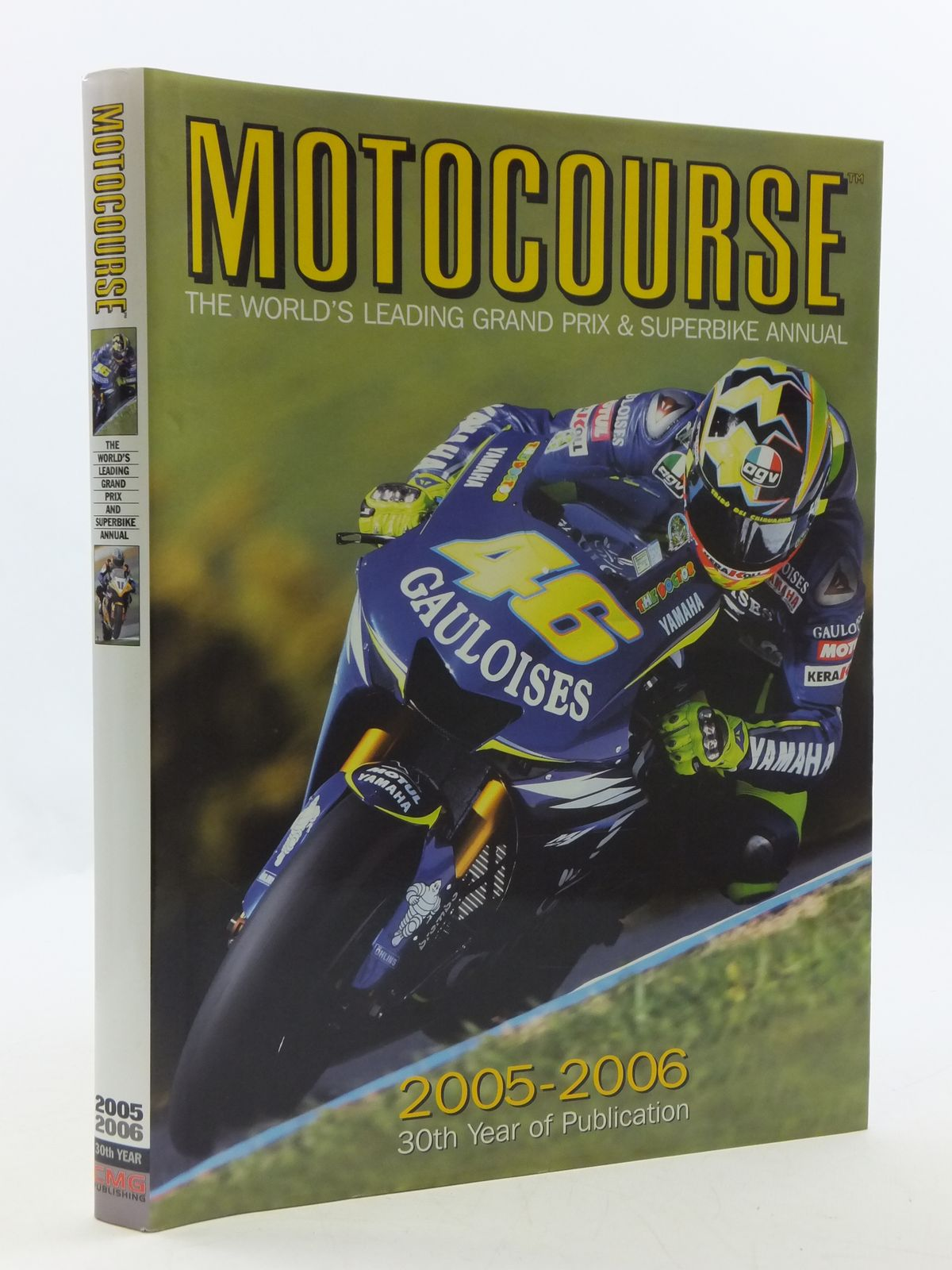 Photo of MOTOCOURSE 2005-2006 published by CMG Publishing (STOCK CODE: 1604664)  for sale by Stella & Rose's Books