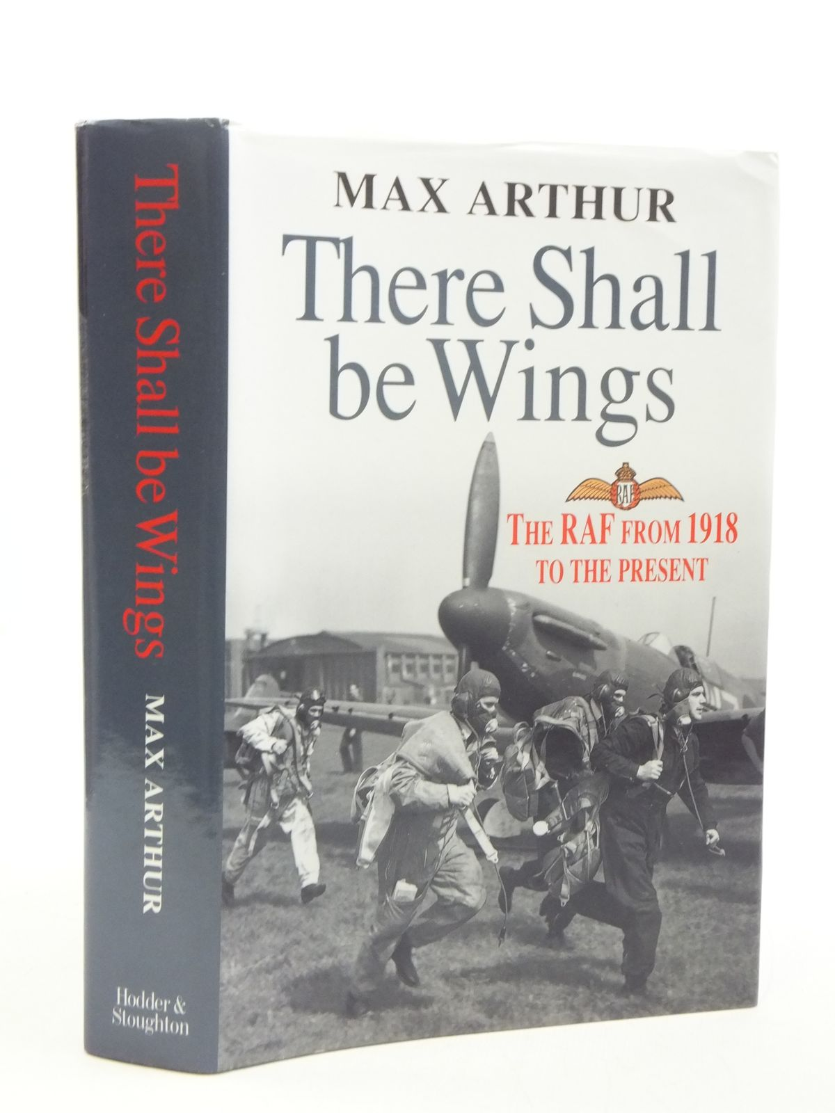 Photo of THERE SHALL BE WINGS written by Arthur, Max published by Hodder & Stoughton (STOCK CODE: 1604718)  for sale by Stella & Rose's Books