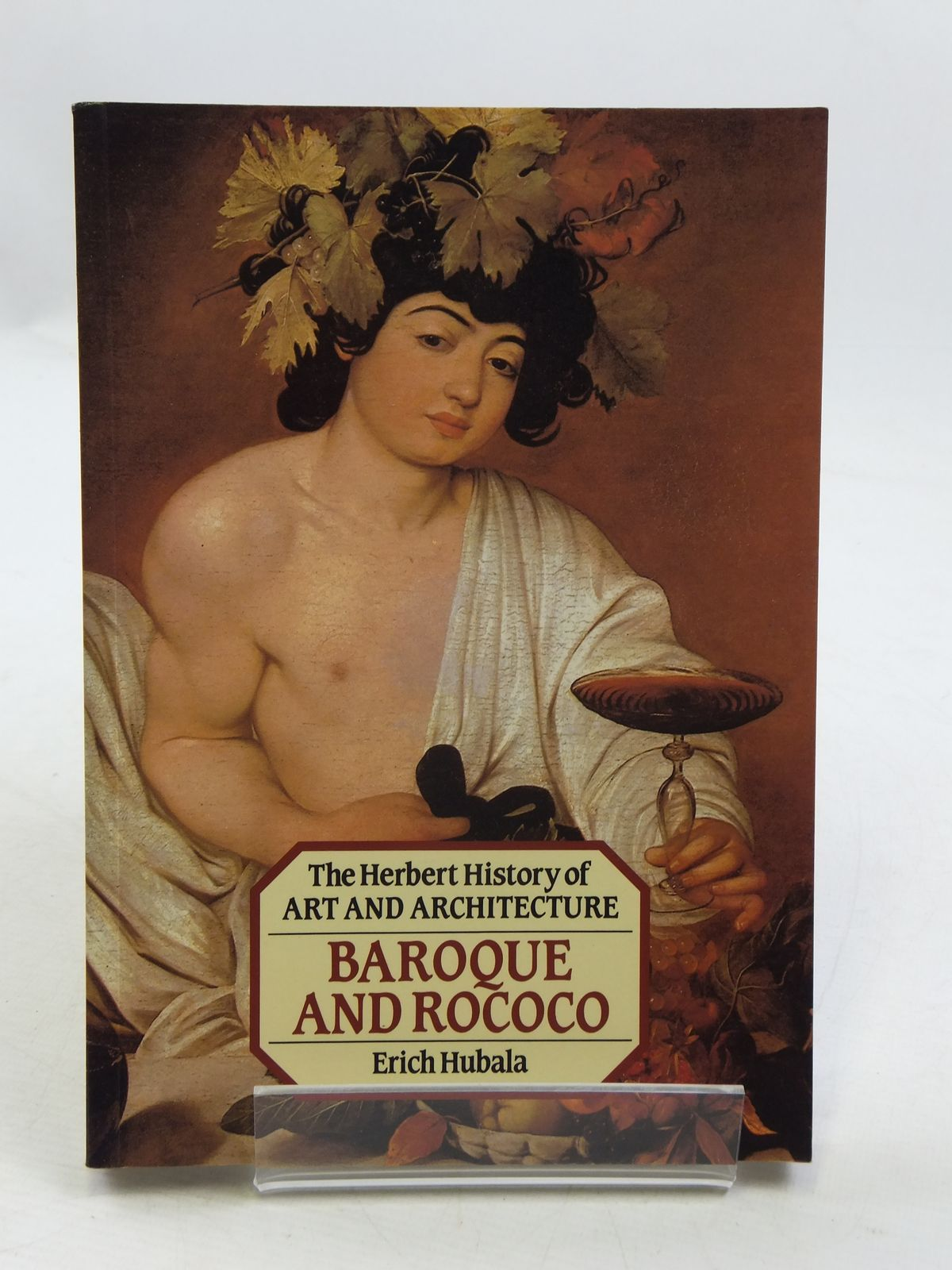 Photo of BAROQUE AND ROCOCO written by Hubala, Erich published by The Herbert Press (STOCK CODE: 1604762)  for sale by Stella & Rose's Books