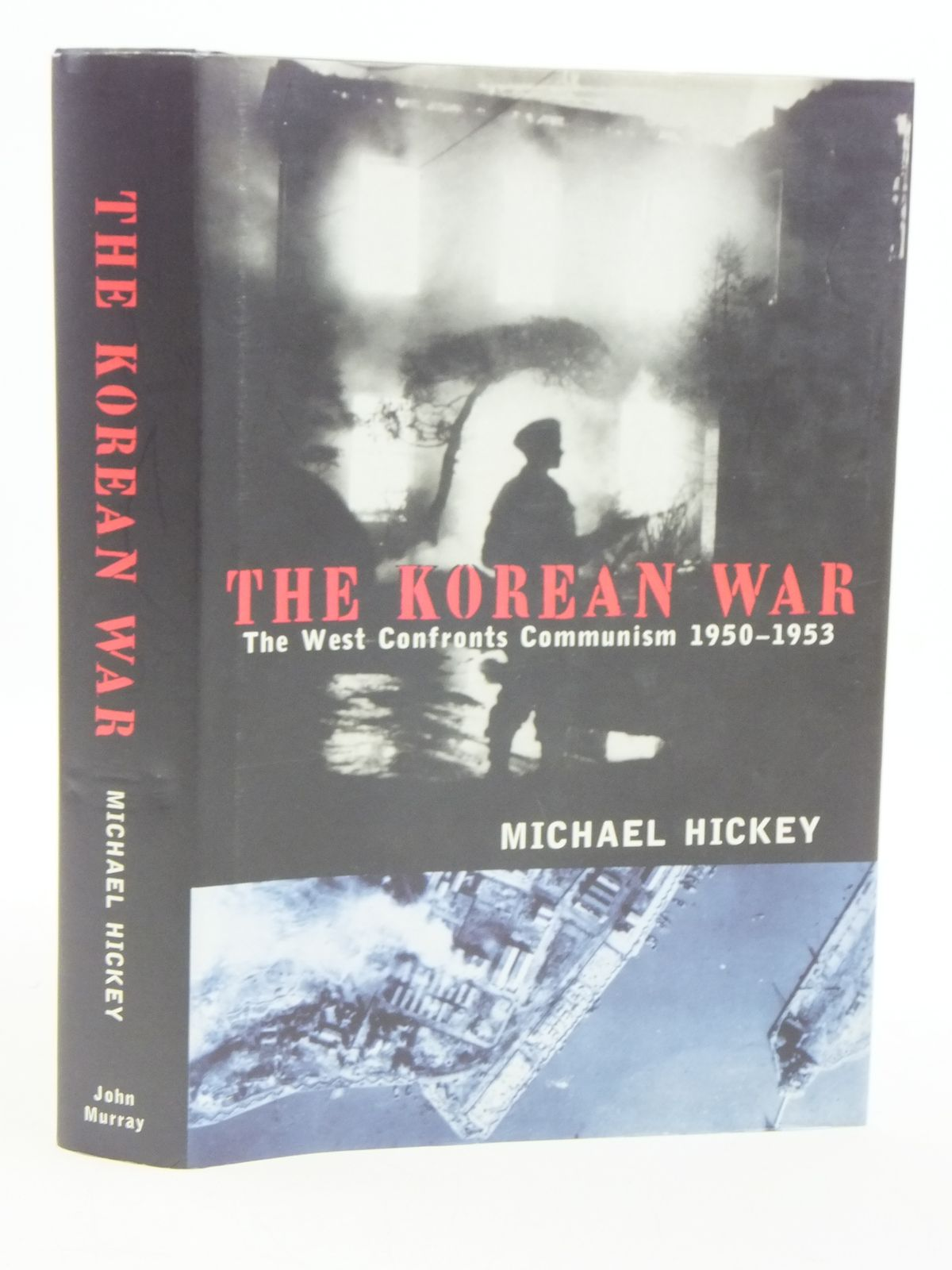 Photo of THE KOREAN WAR written by Hickey, Michael published by John Murray (STOCK CODE: 1604776)  for sale by Stella & Rose's Books