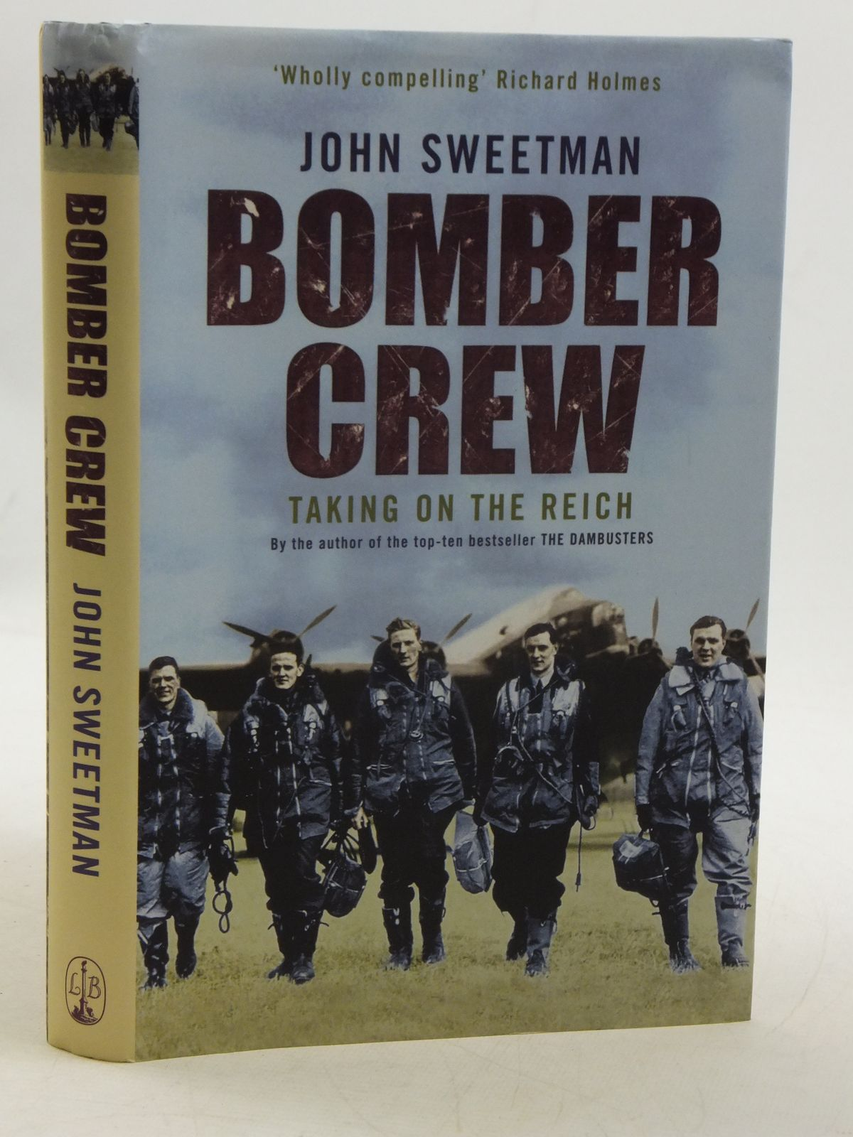Photo of BOMBER CREW TAKING ON THE REICH written by Sweetman, John published by Little, Brown (STOCK CODE: 1604941)  for sale by Stella & Rose's Books