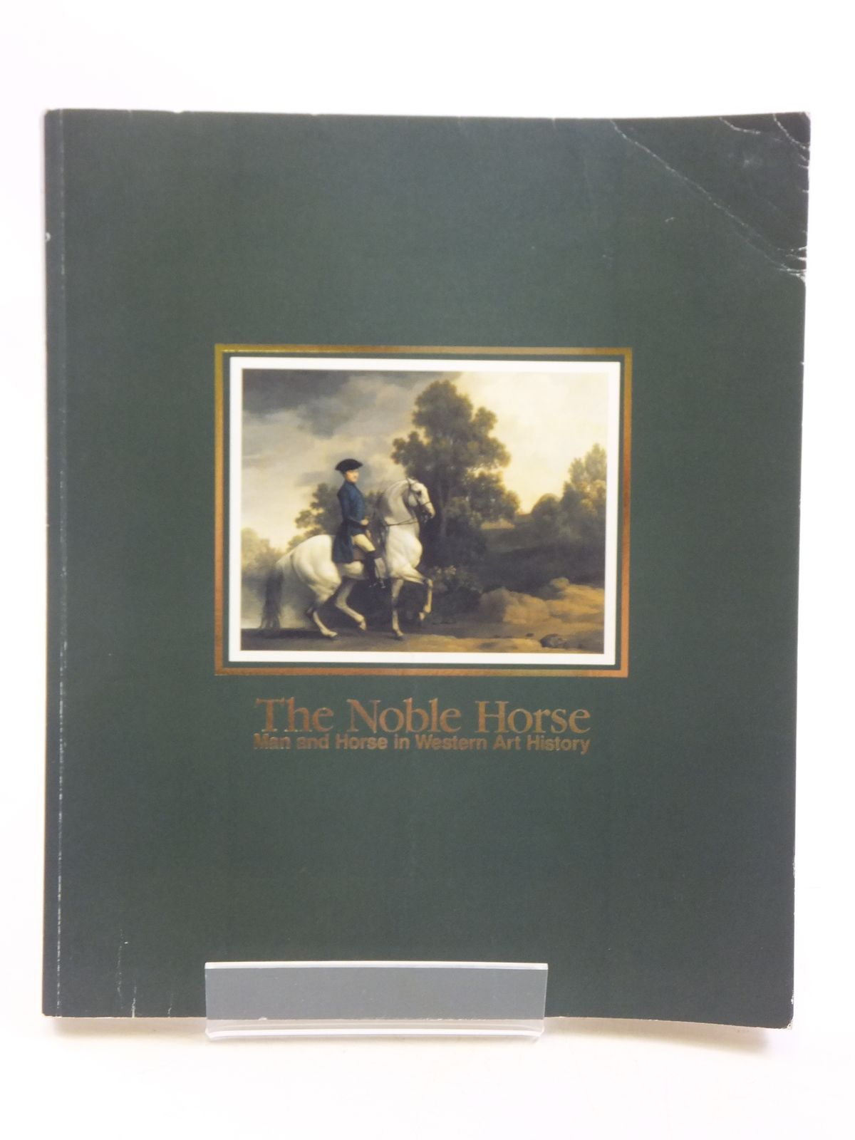 Photo of THE NOBLE HORSE: MAN AND HORSE IN WESTERN ART HISTORY published by Nihon Keizei Shimbun (STOCK CODE: 1604970)  for sale by Stella & Rose's Books