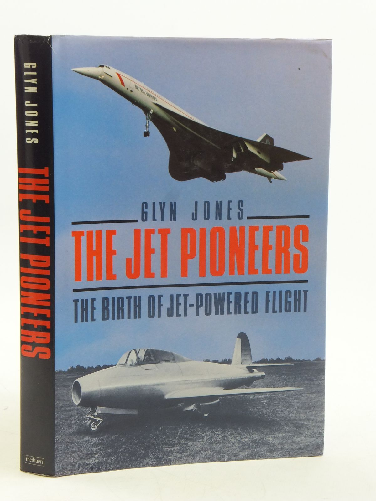 Photo of THE JET PIONEERS written by Jones, Glyn published by Methuen (STOCK CODE: 1605015)  for sale by Stella & Rose's Books