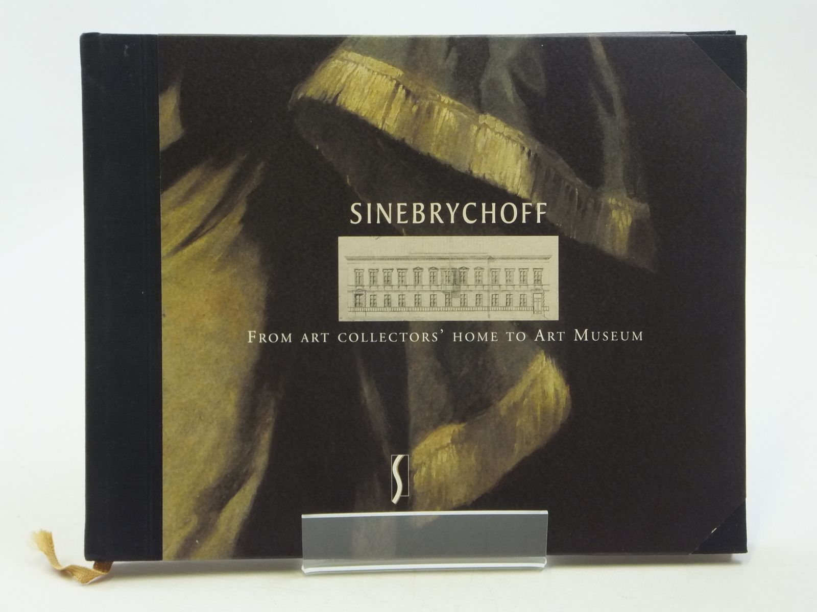 Photo of SINEBRYCHOFF FROM ART COLLECTORS' HOME TO ART MUSEUM written by Keltanen, Minerva published by Sinebrychoff Art Museum (STOCK CODE: 1605075)  for sale by Stella & Rose's Books