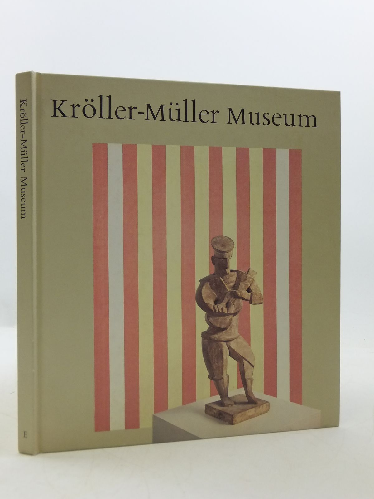 Photo of KROLLER-MULLER MUSEUM published by Joh. Enschede En Zonen Grafische Inrichting Bv (STOCK CODE: 1605109)  for sale by Stella & Rose's Books