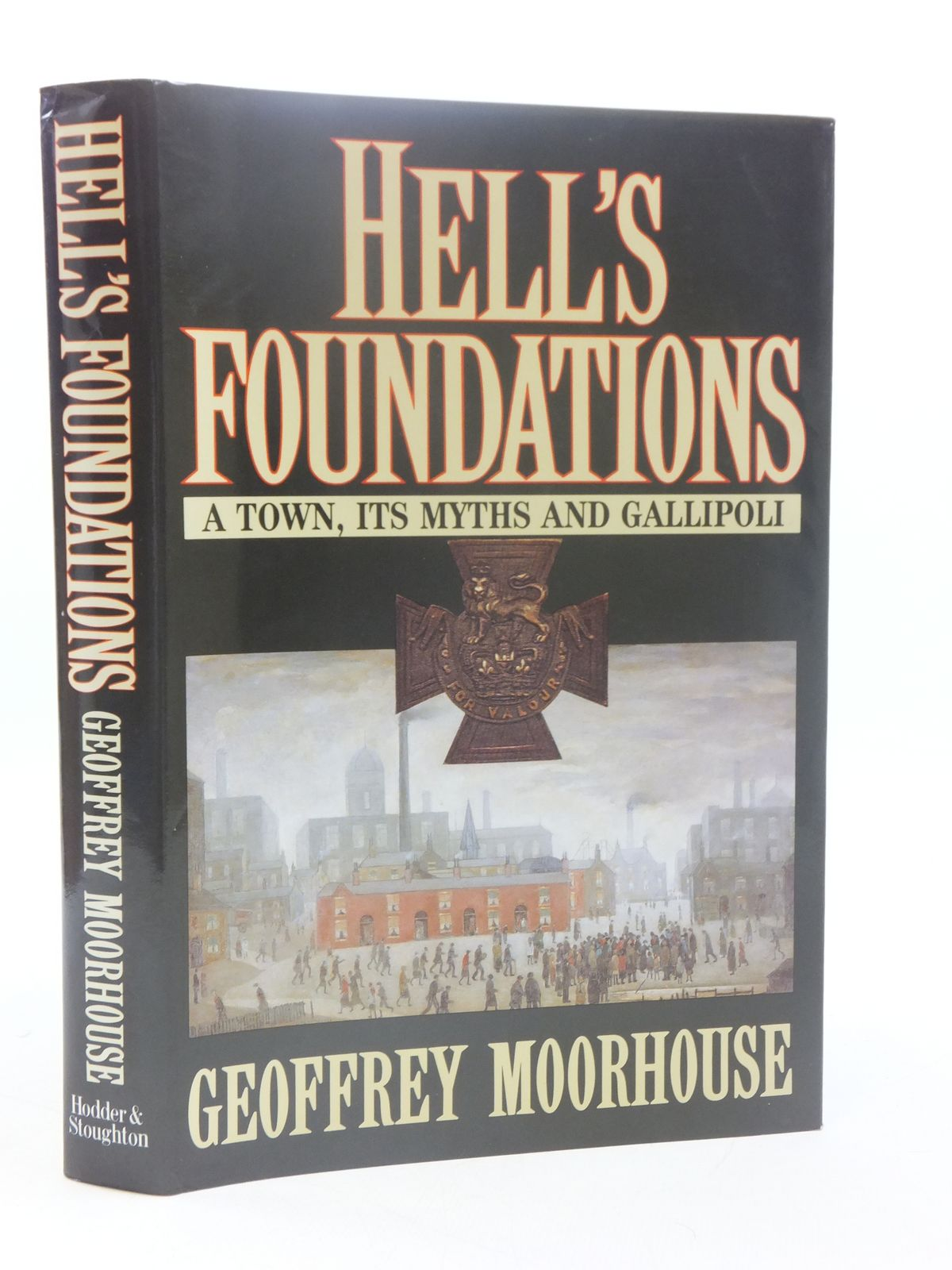 Photo of HELL'S FOUNDATIONS written by Moorhouse, Geoffrey published by Hodder & Stoughton (STOCK CODE: 1605155)  for sale by Stella & Rose's Books