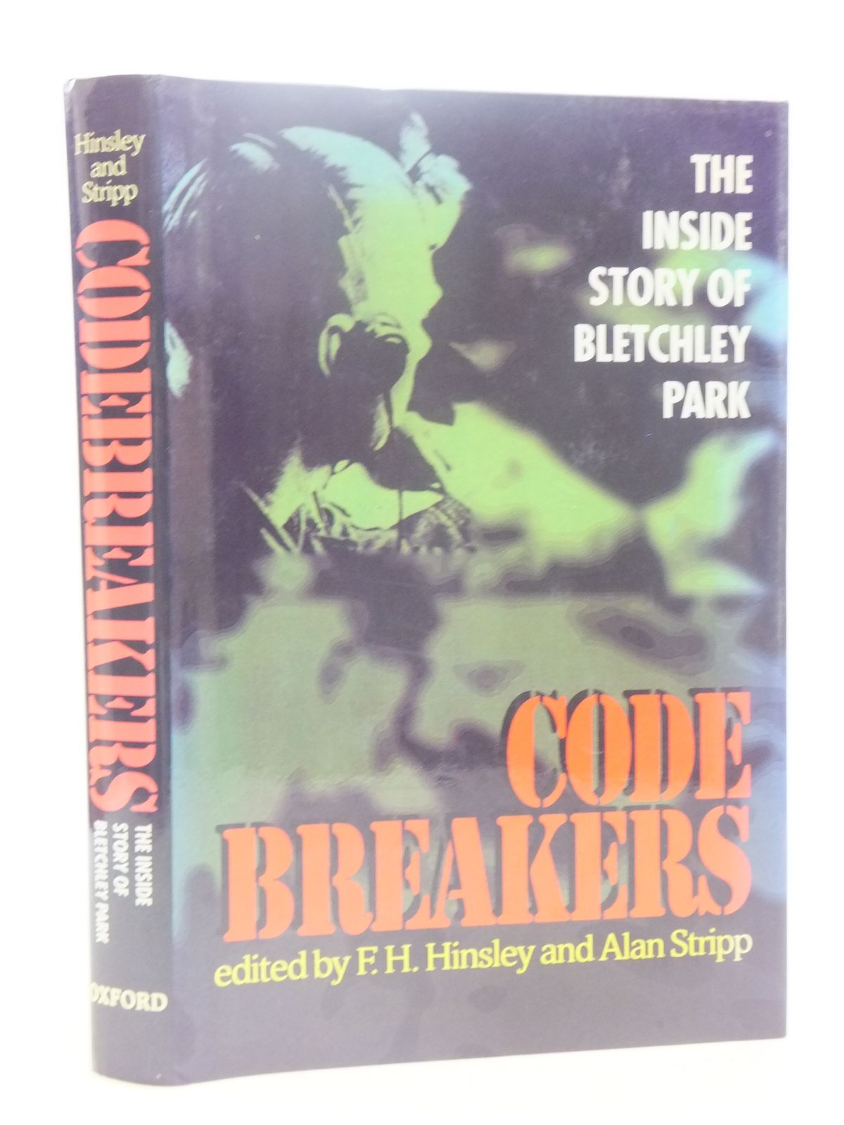 Photo of CODEBREAKERS THE INSIDE STORY OF BLETCHLEY PARK