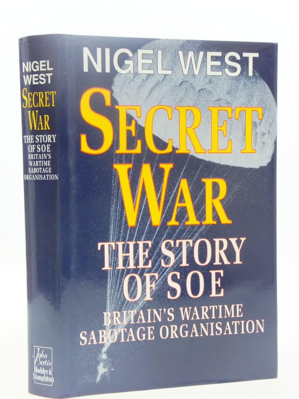 Photo of SECRET WAR