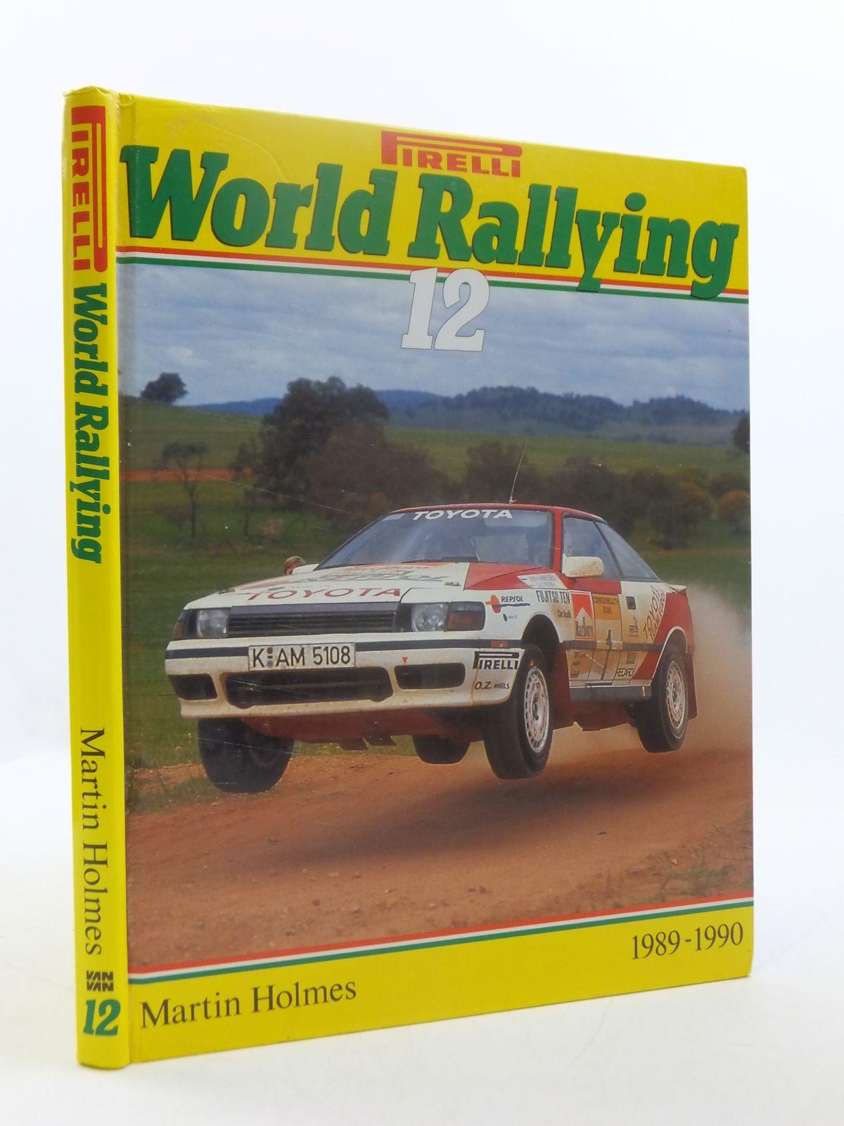 Pirelli Worlld Rallying 12