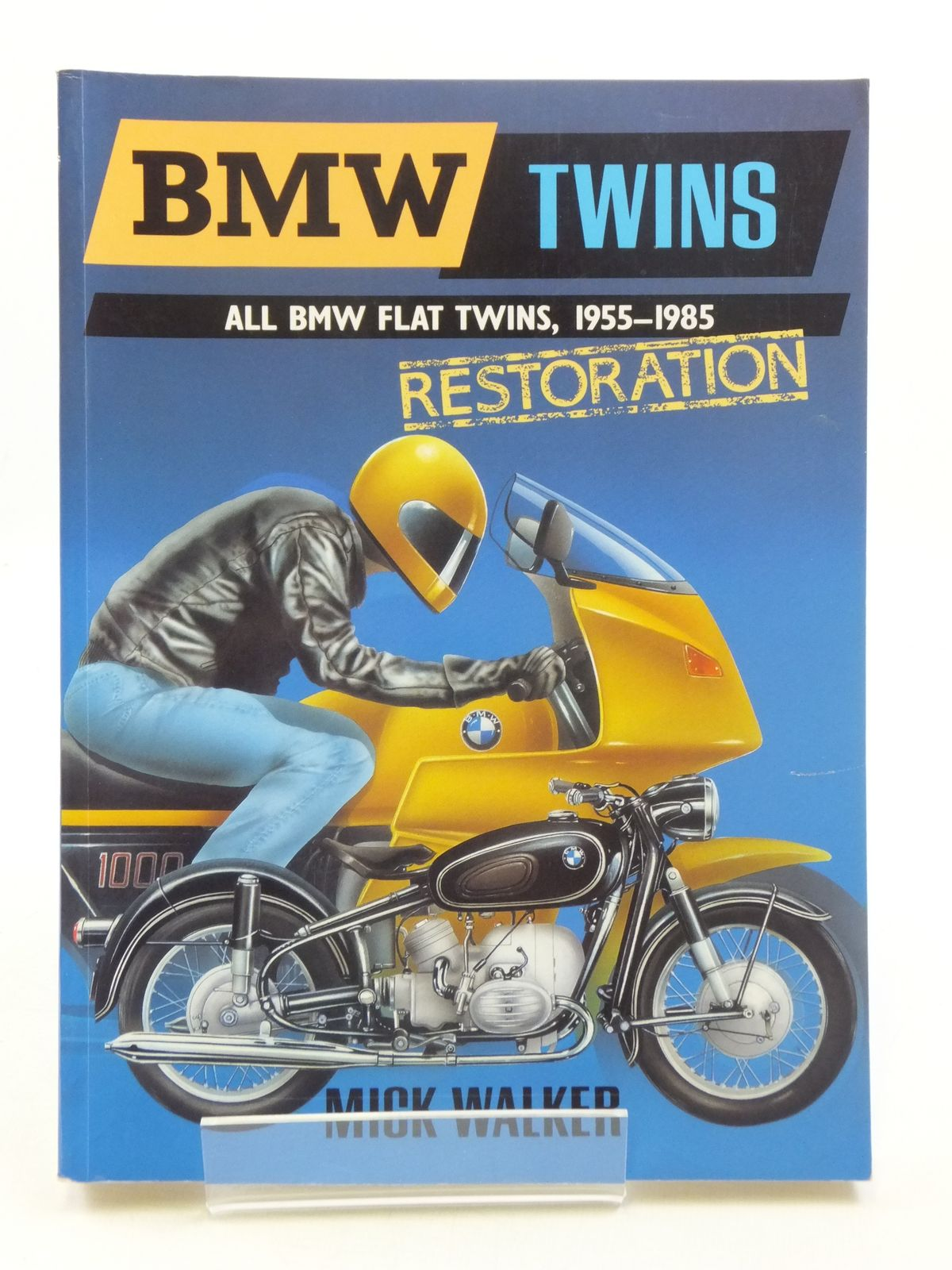 Photo of BMW TWINS ALL BMW FLAT TWINS 1955-1985 RESTORATION