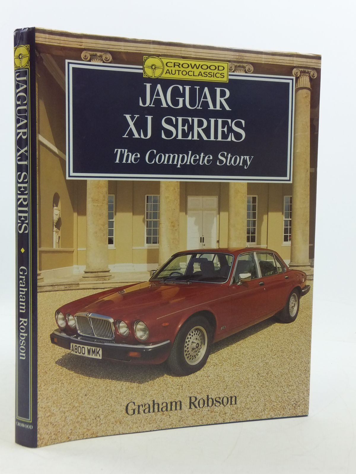 Photo of JAGUAR XJ SERIES THE COMPLETE STORY