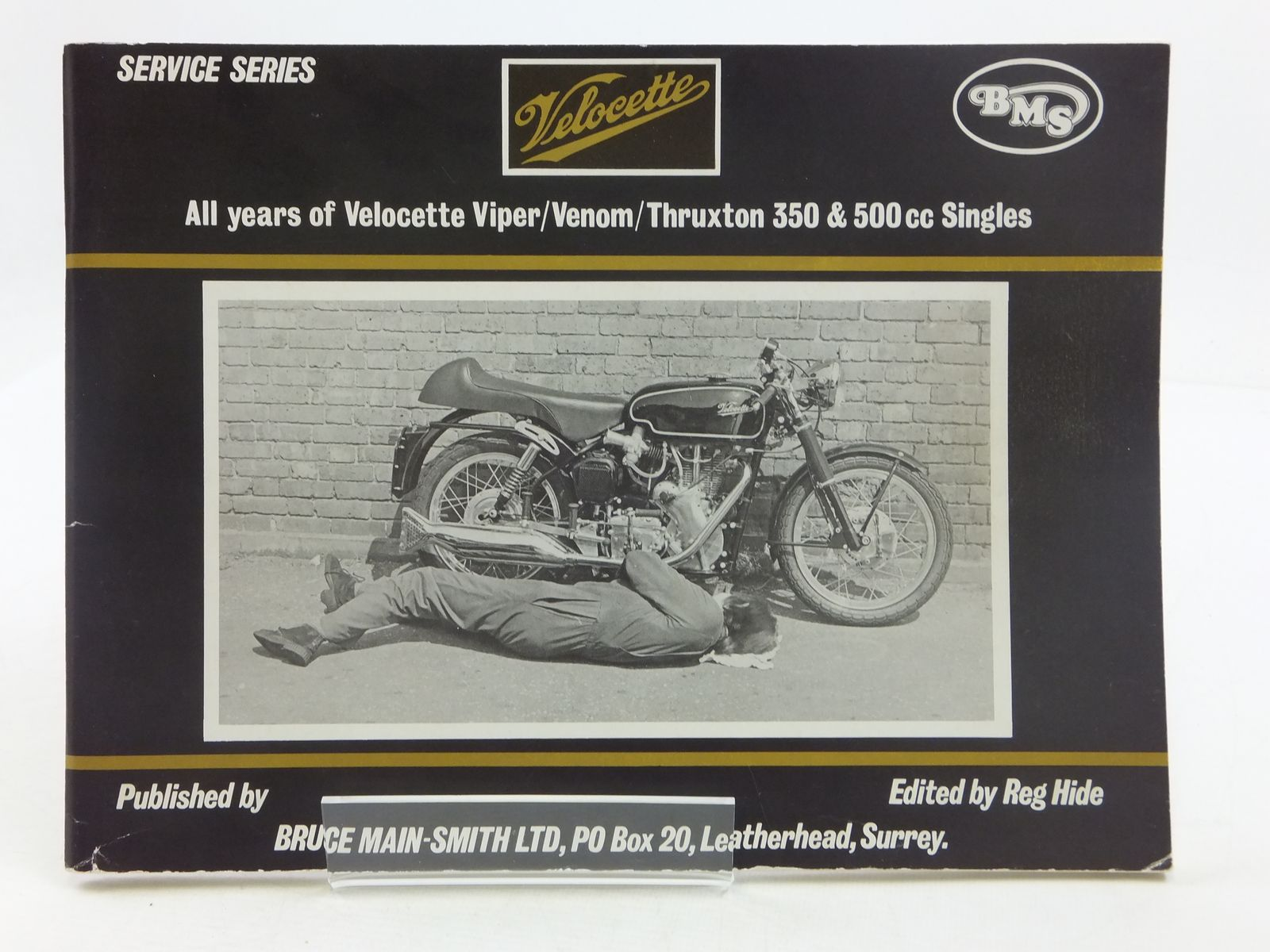 Photo of ALL YEARS OF VELOCETTE 350CC VIPER & 500CC VENOM / THRUXTON SINGLES