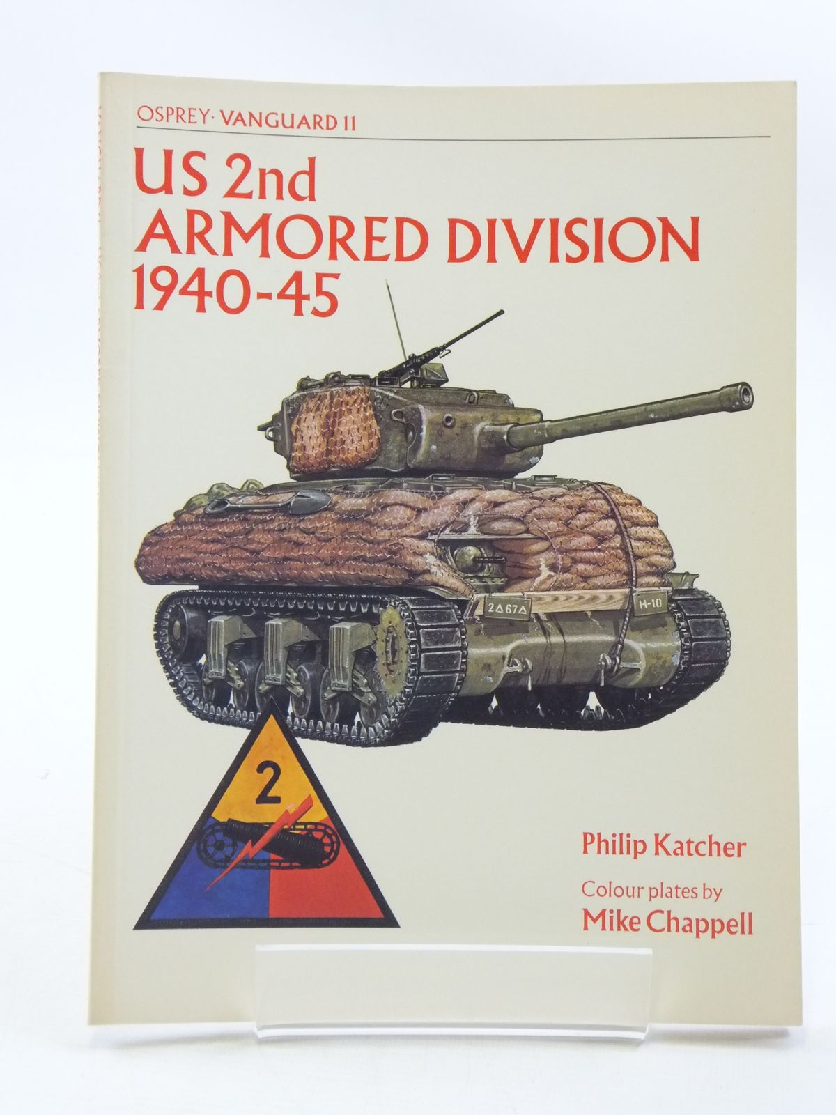 Photo of US 2ND ARMORED DIVISION 1940-45