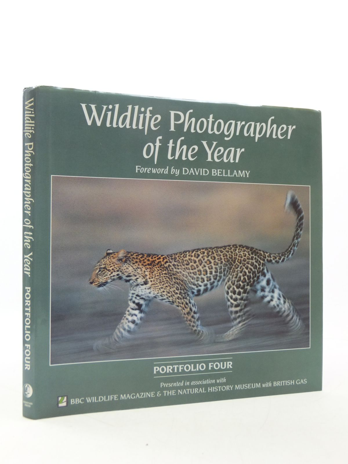 Photo of WILDLIFE PHOTOGRAPHER OF THE YEAR PORTFOLIO FOUR written by Gilks, Helen<br />Bellamy, David published by Fountain Press (STOCK CODE: 1605419)  for sale by Stella & Rose's Books
