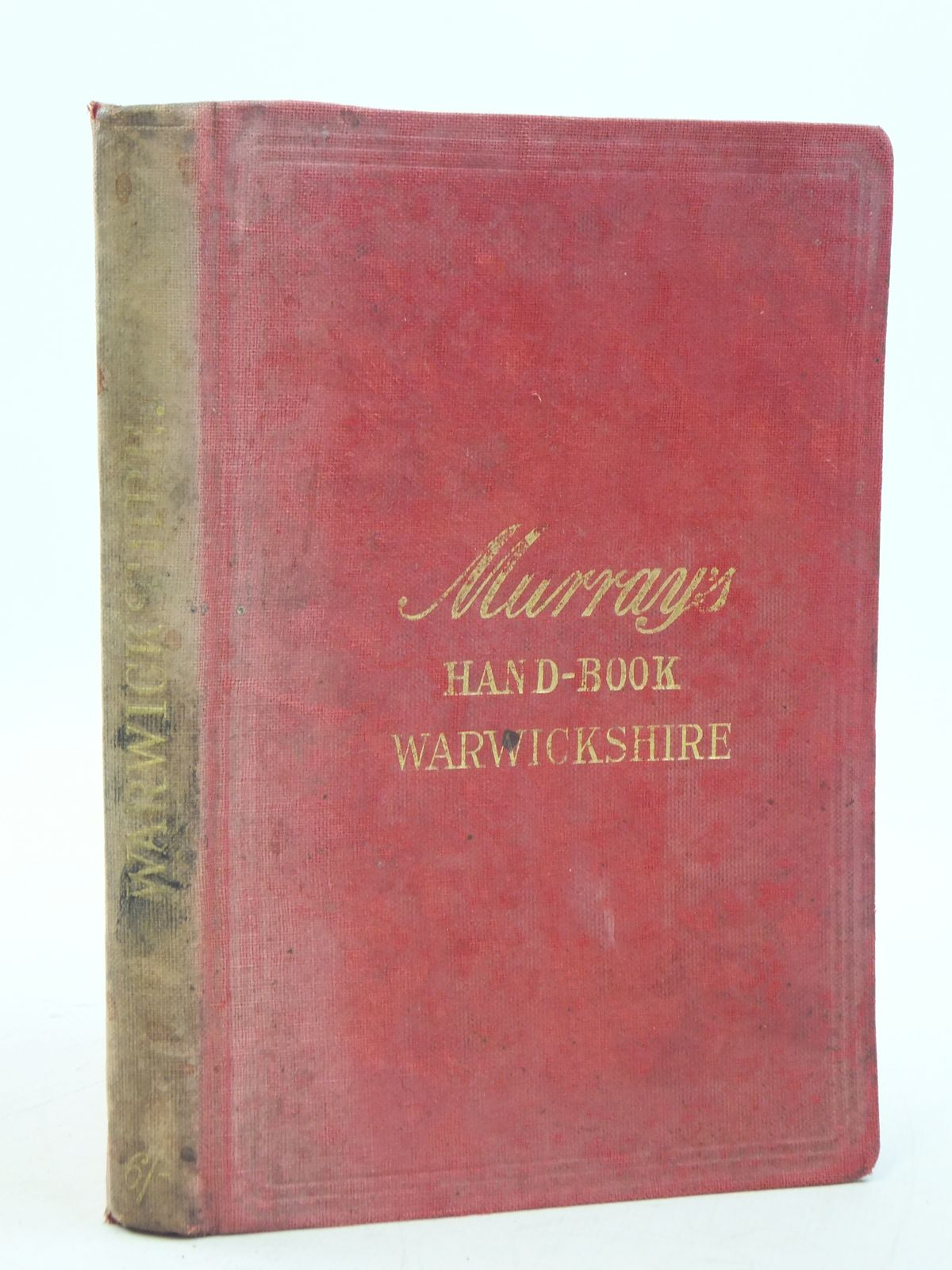 Photo of A HANDBOOK OF WARWICKSHIRE published by John Murray (STOCK CODE: 1605463)  for sale by Stella & Rose's Books