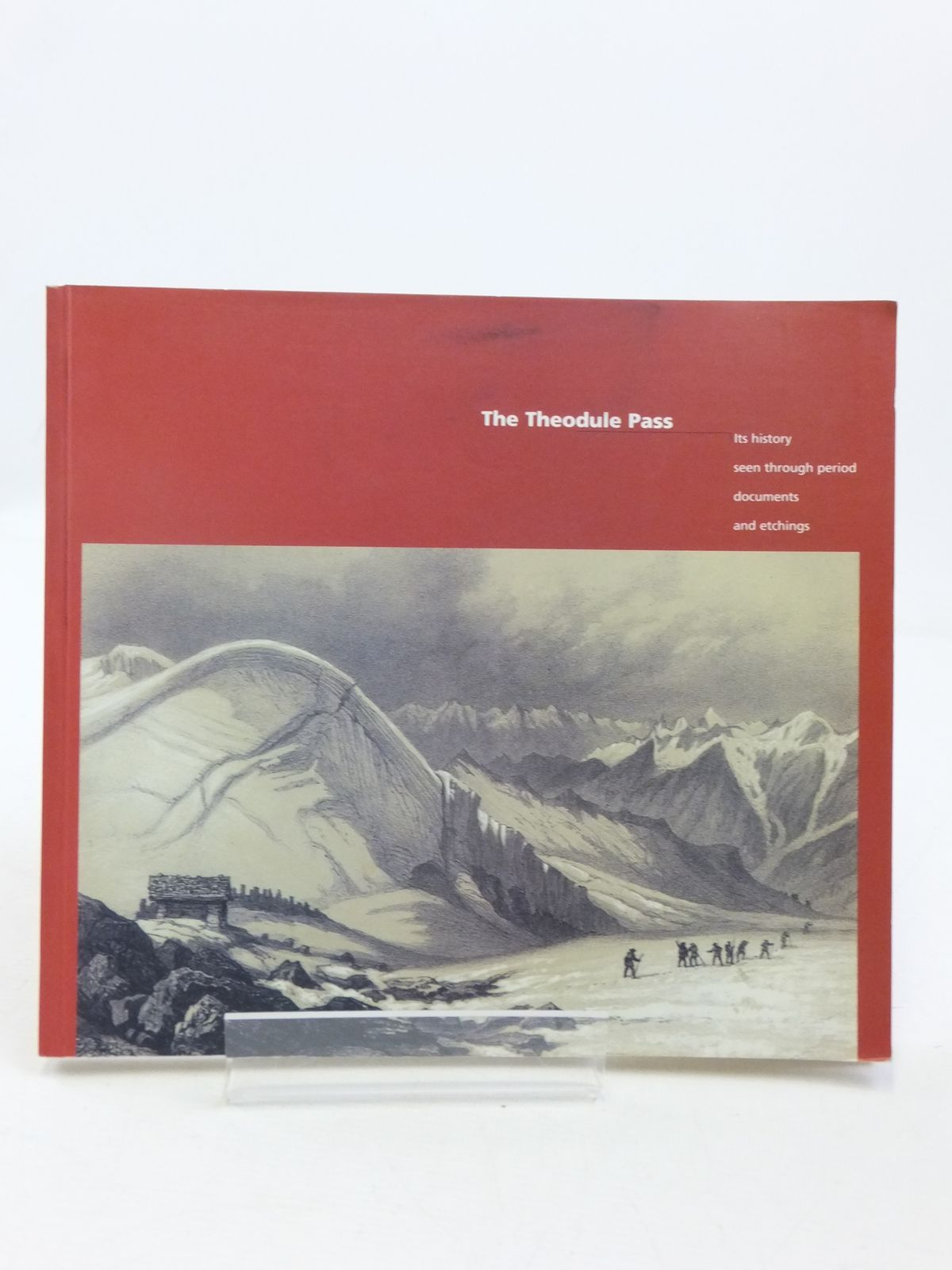 Photo of THE THEODULE PASS (STOCK CODE: 1605498)  for sale by Stella & Rose's Books