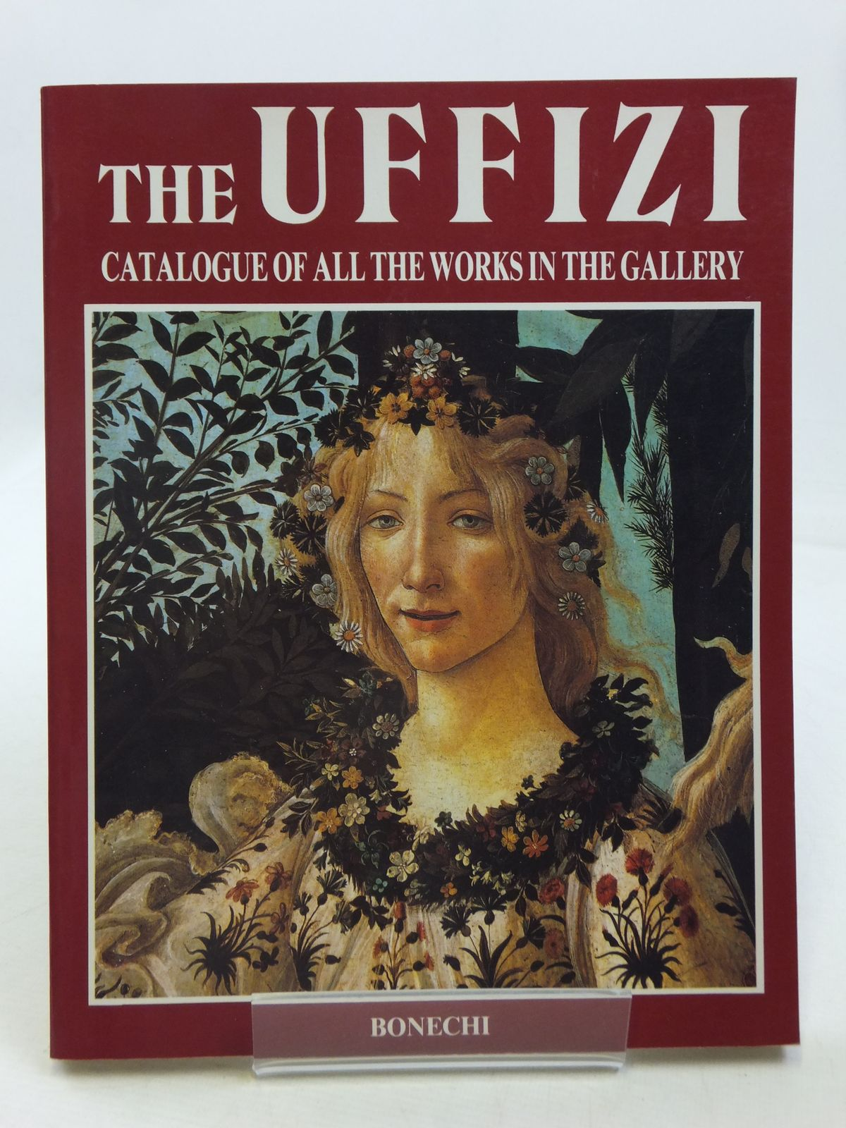 Photo of THE UFFIZI written by Pescio, Claudio published by Bonechi (STOCK CODE: 1605499)  for sale by Stella & Rose's Books