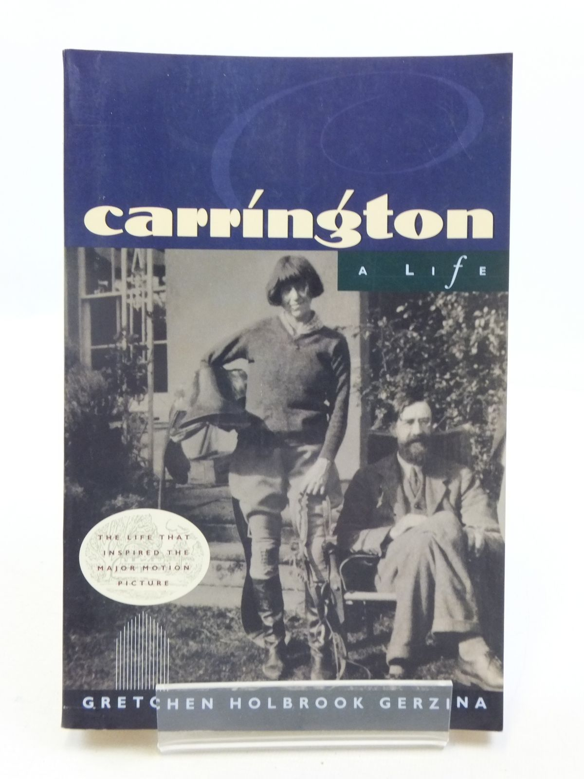 Photo of CARRINGTON A LIFE written by Gerzina, Gretchen published by W.W. Norton & Company Inc. (STOCK CODE: 1605506)  for sale by Stella & Rose's Books
