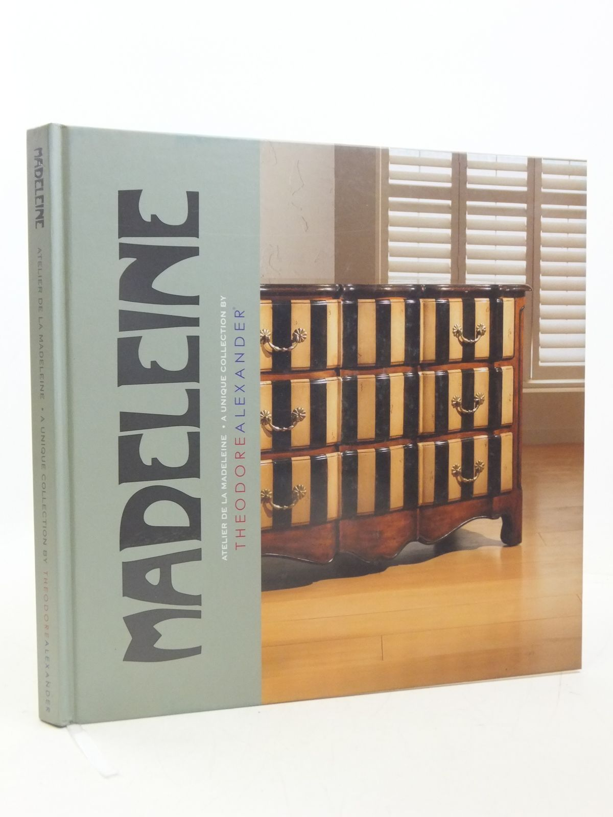 Photo of ATELIER DE LA MADELEINE written by Alexander, Theodore published by Theodore Alexander (STOCK CODE: 1605511)  for sale by Stella & Rose's Books