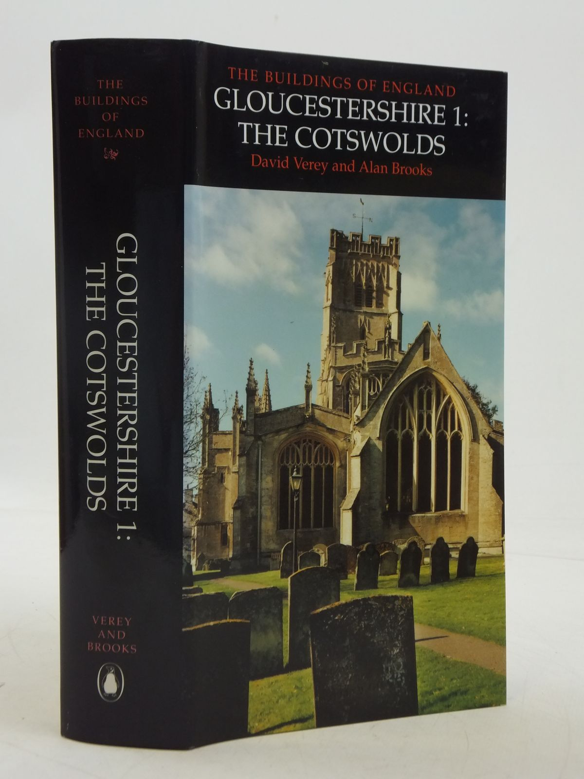 Photo of GLOUCESTERSHIRE I: THE COTSWOLDS (BUILDINGS OF ENGLAND)