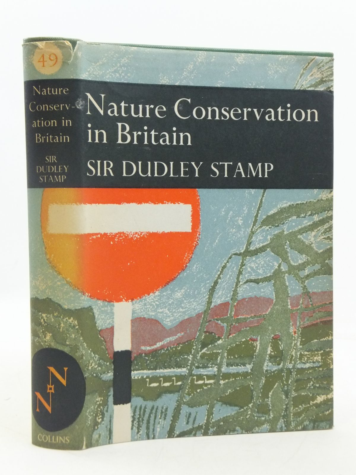 Photo of NATURE CONSERVATION IN BRITAIN (NN 49) written by Stamp, L. Dudley published by Collins (STOCK CODE: 1605533)  for sale by Stella & Rose's Books
