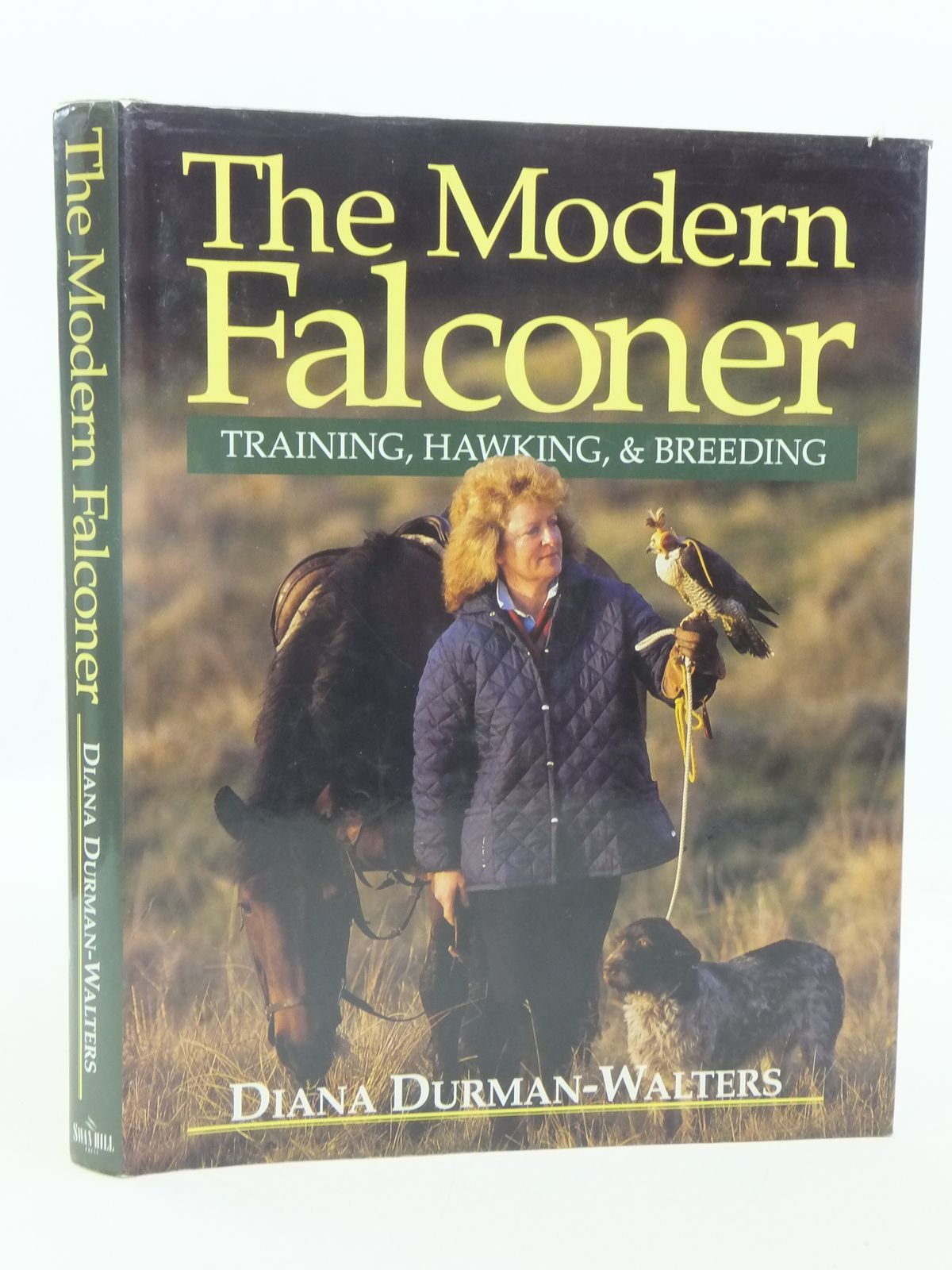 Photo of THE MODERN FALCONER written by Durman-Walters, Diana published by Swan Hill Press (STOCK CODE: 1605541)  for sale by Stella & Rose's Books