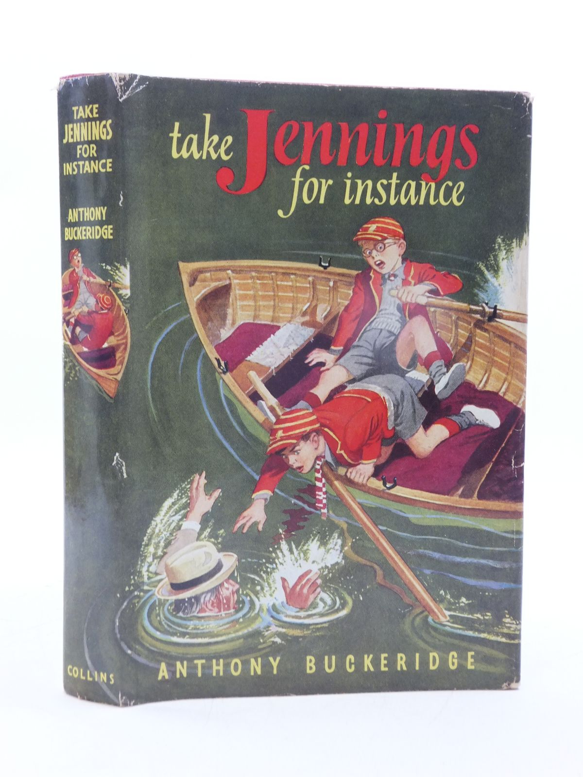 Photo of TAKE JENNINGS FOR INSTANCE
