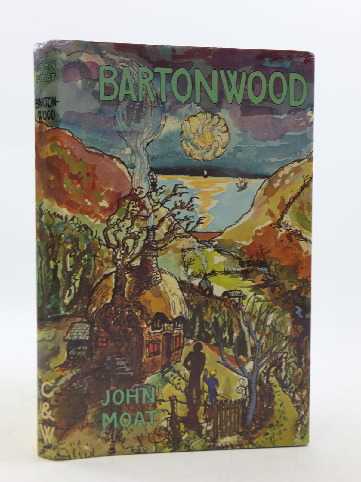 Photo of BARTONWOOD written by Moat, John published by Chatto & Windus (STOCK CODE: 1605613)  for sale by Stella & Rose's Books