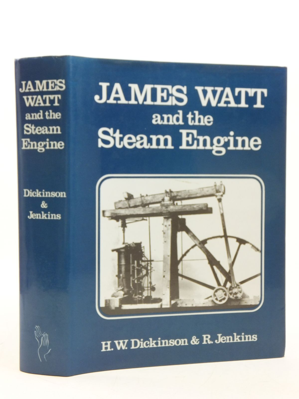 Photo of JAMES WATT AND THE STEAM ENGINE written by Dickinson, H.W.<br />Jenkins, Rhys published by Encore Editions (STOCK CODE: 1605691)  for sale by Stella & Rose's Books