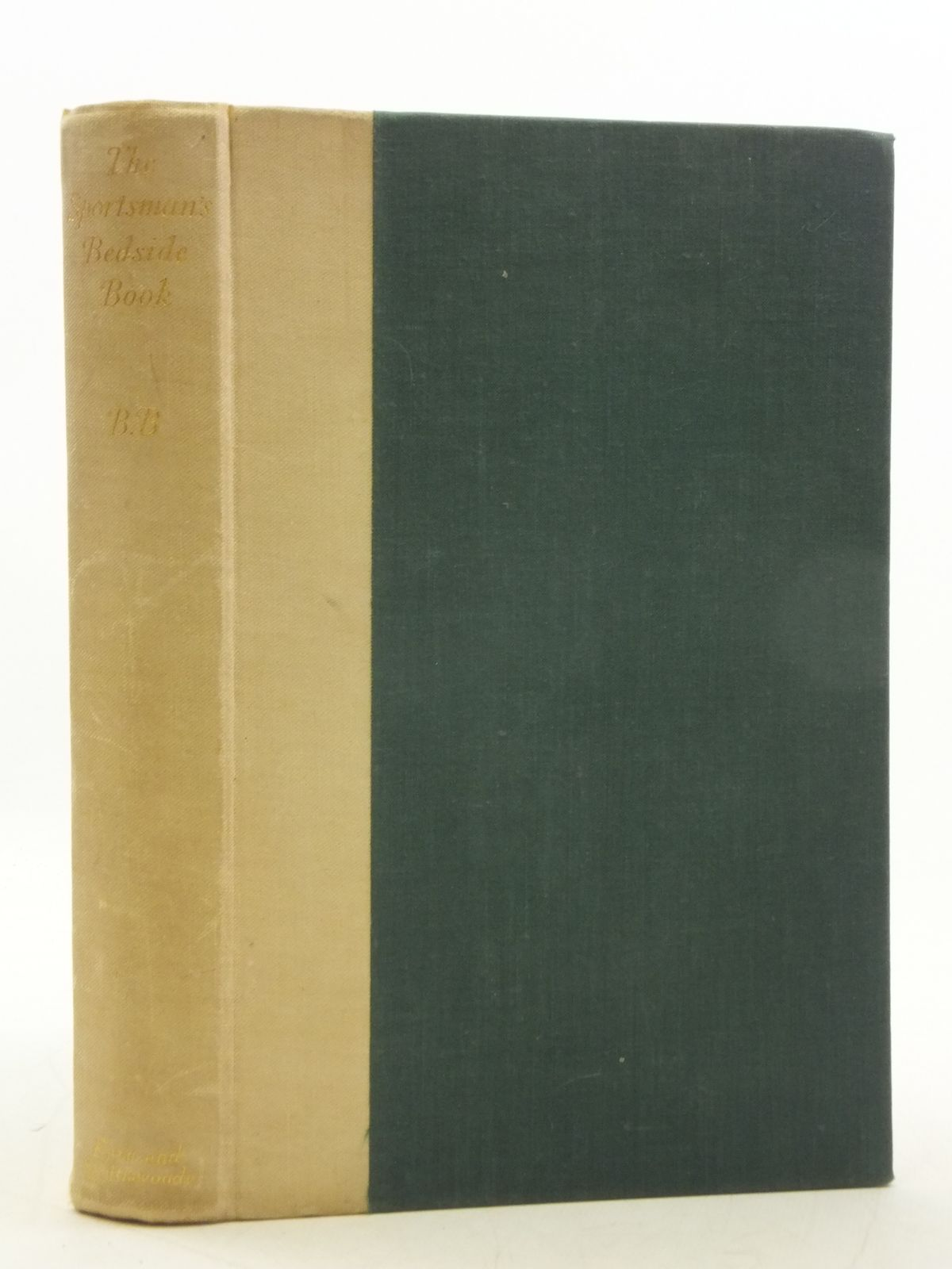 Photo of THE SPORTSMAN'S BEDSIDE BOOK