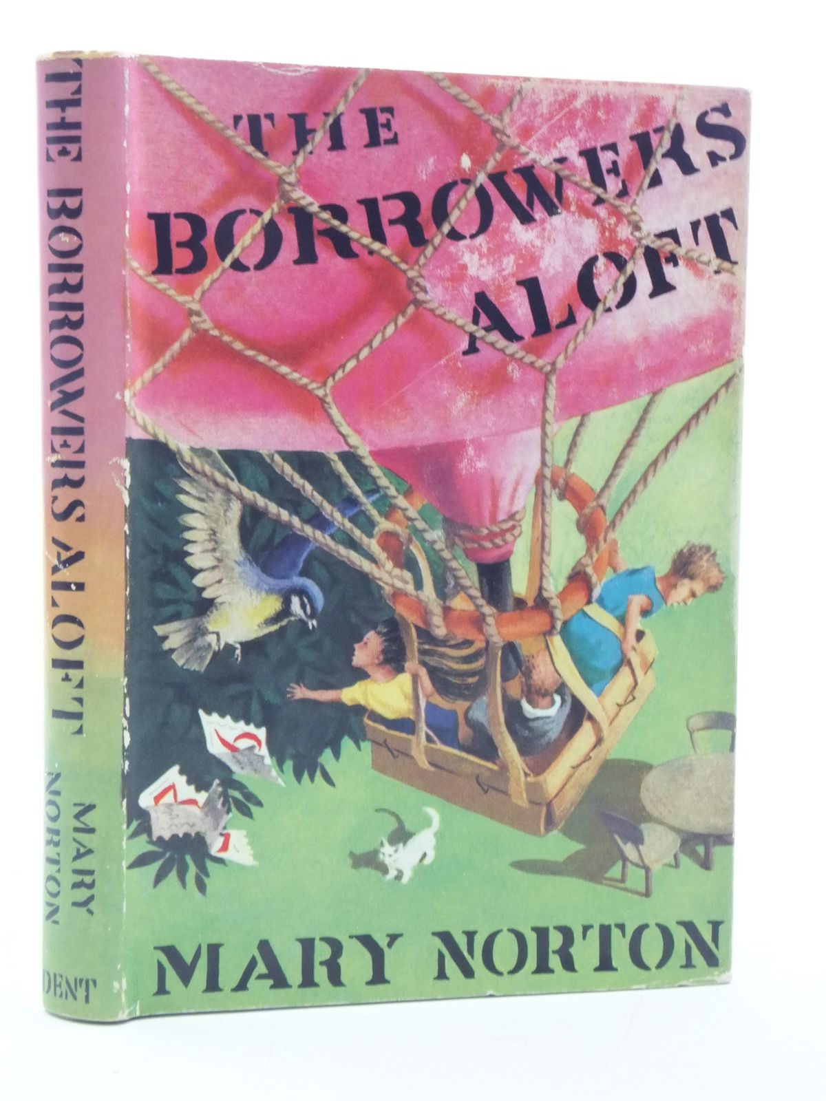 Photo of THE BORROWERS ALOFT written by Norton, Mary illustrated by Stanley, Diana published by J.M. Dent & Sons Ltd. (STOCK CODE: 1605738)  for sale by Stella & Rose's Books