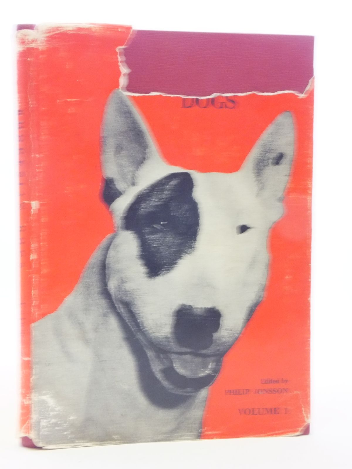 Photo of RHODESIAN DOGS VOLUME 1 written by Jonsson, Philip published by Philip Jonsson (STOCK CODE: 1605739)  for sale by Stella & Rose's Books