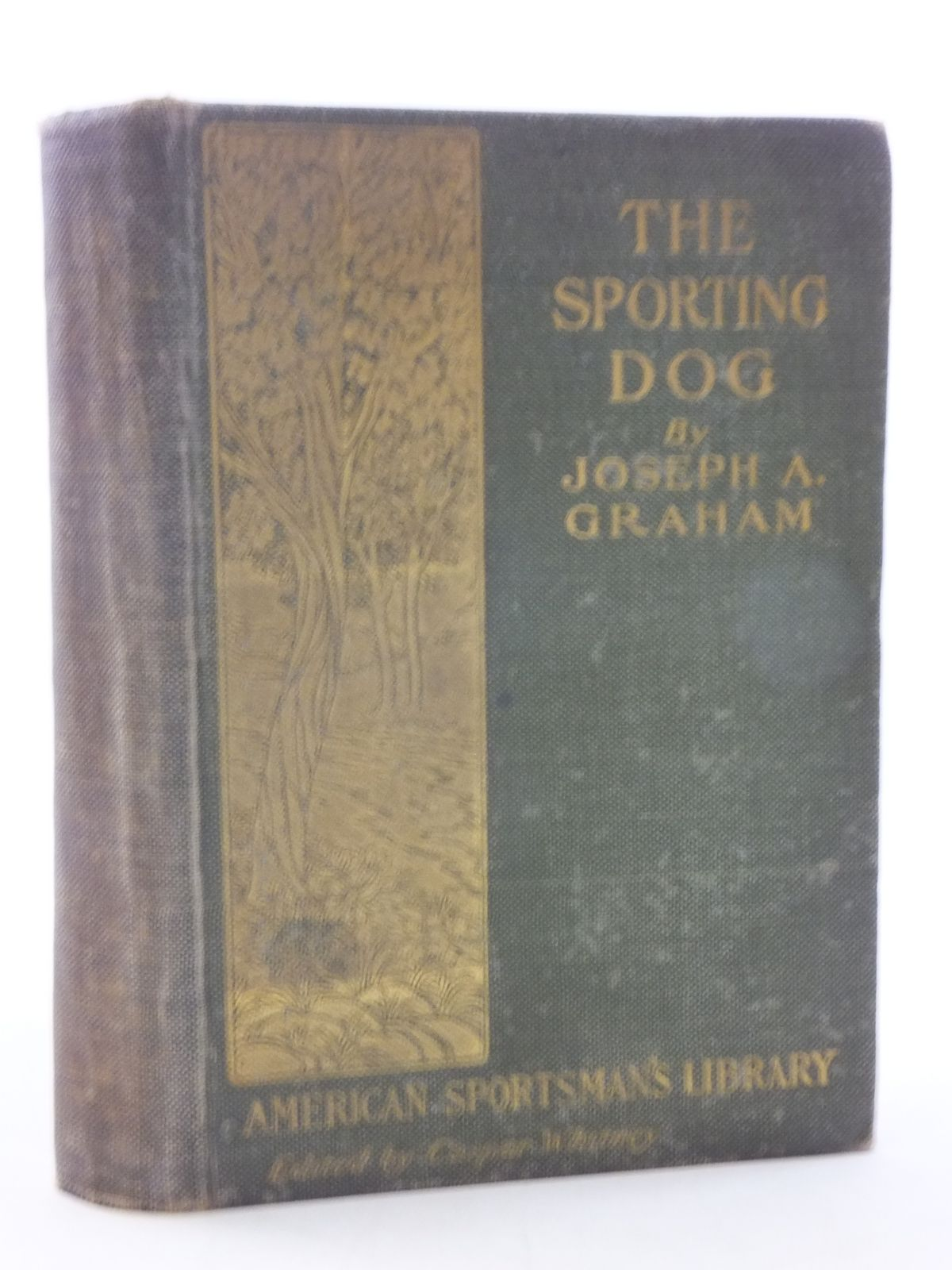 Photo of THE SPORTING DOG written by Graham, Joseph A. published by The Macmillan Company (STOCK CODE: 1605744)  for sale by Stella & Rose's Books
