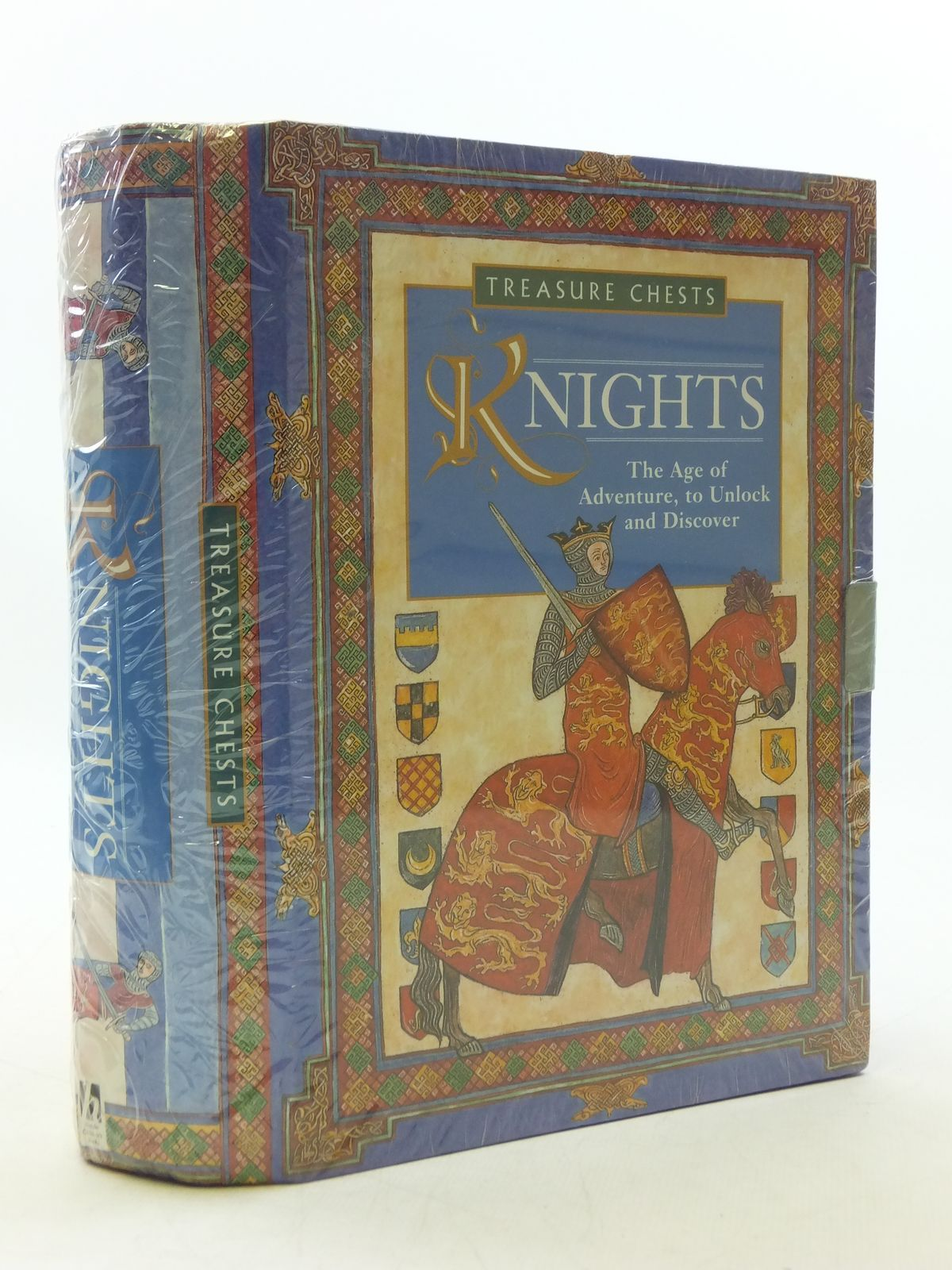 Photo of KNIGHTS THE AGE OF ADVENTURE, TO UNLOCK AND DISCOVER published by Hodder Children's Books (STOCK CODE: 1605771)  for sale by Stella & Rose's Books
