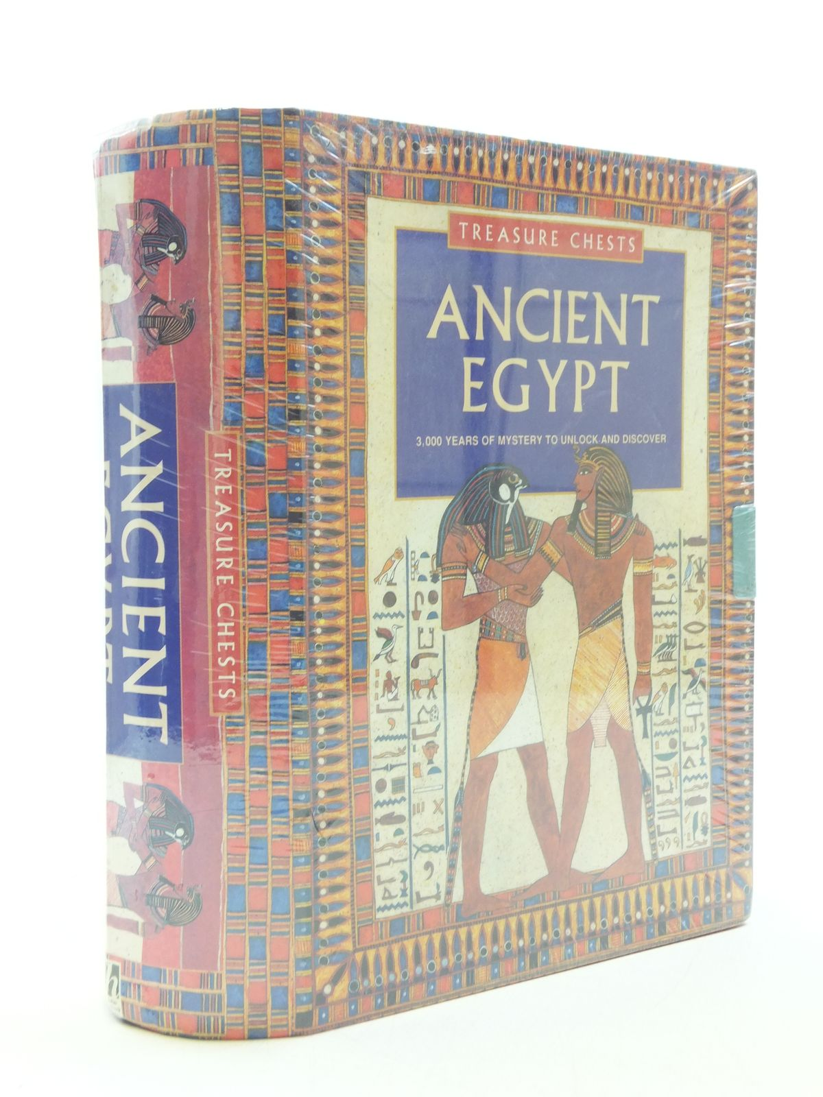 Photo of ANCIENT EGYPT 3000 YEARS OF MYSTERY TO UNLOCK AND DISCOVER published by Hodder Children's Books (STOCK CODE: 1605772)  for sale by Stella & Rose's Books