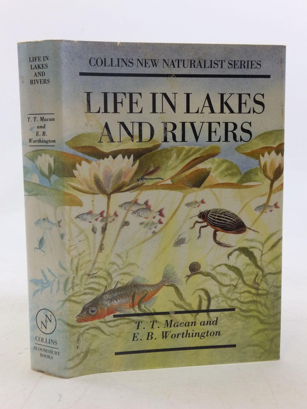 Photo of LIFE IN LAKES AND RIVERS written by Macan, T.T.<br />Worthington, E.B. published by Bloomsbury Books (STOCK CODE: 1605825)  for sale by Stella & Rose's Books