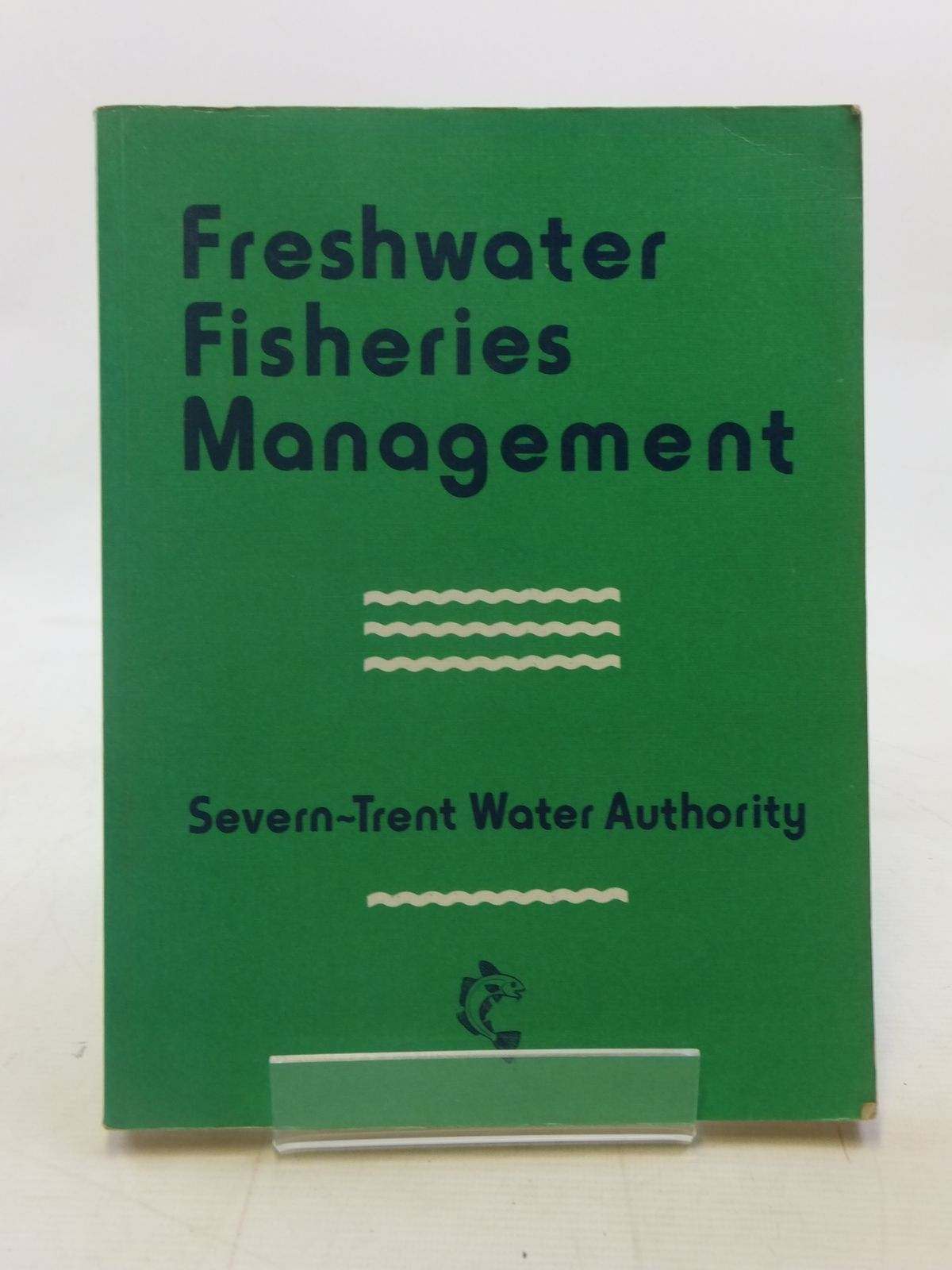 Photo of FRESHWATER FISHERIES MANAGEMENT written by Templeton, Robin G. published by Fishing News (Books) Ltd. (STOCK CODE: 1605848)  for sale by Stella & Rose's Books