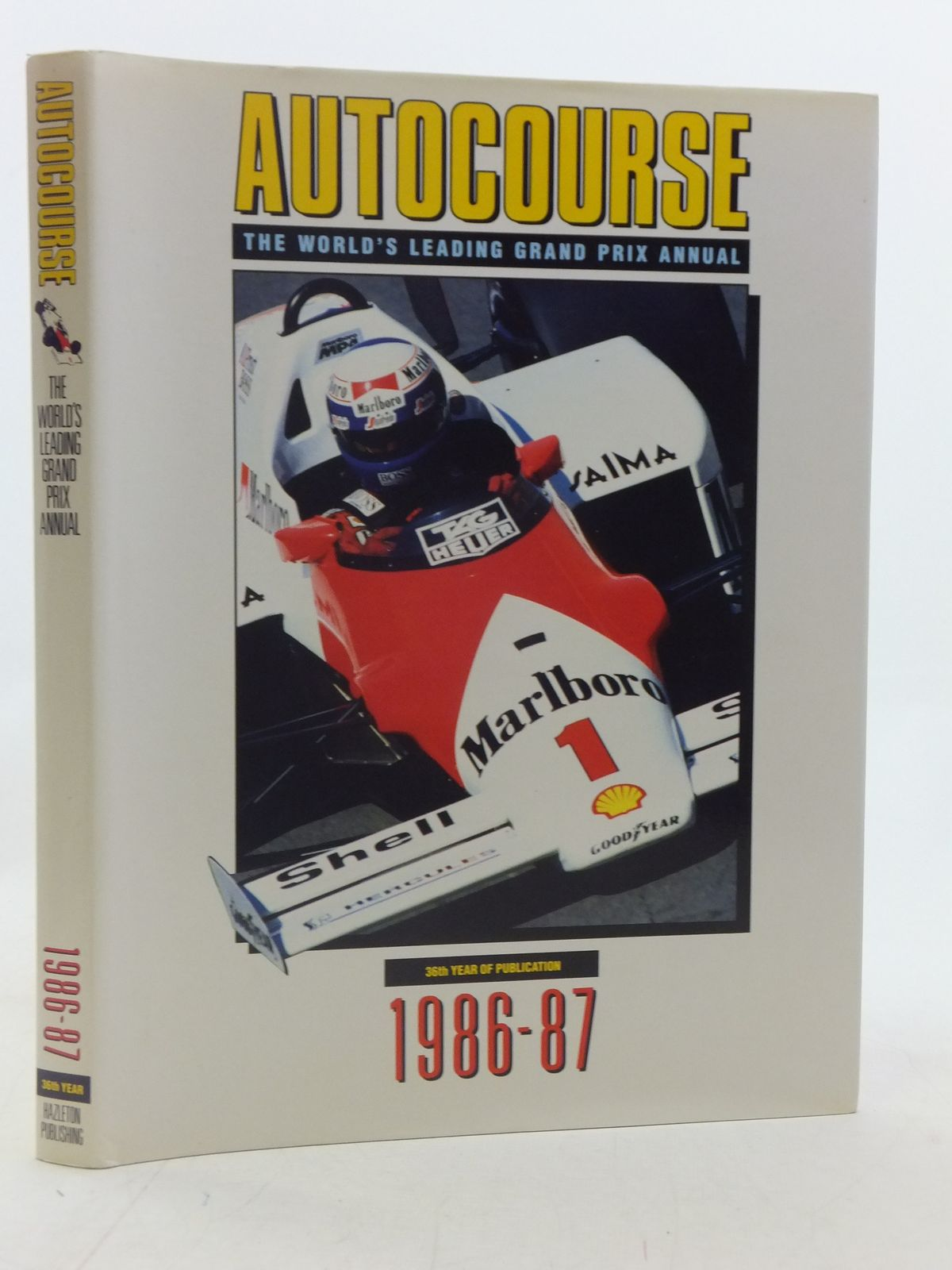 Photo of AUTOCOURSE 1986-87 written by Hamilton, Maurice published by Hazleton Publishing (STOCK CODE: 1605919)  for sale by Stella & Rose's Books