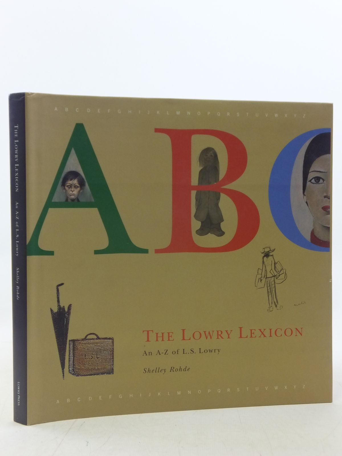 Photo of ABC THE LOWRY LEXICON