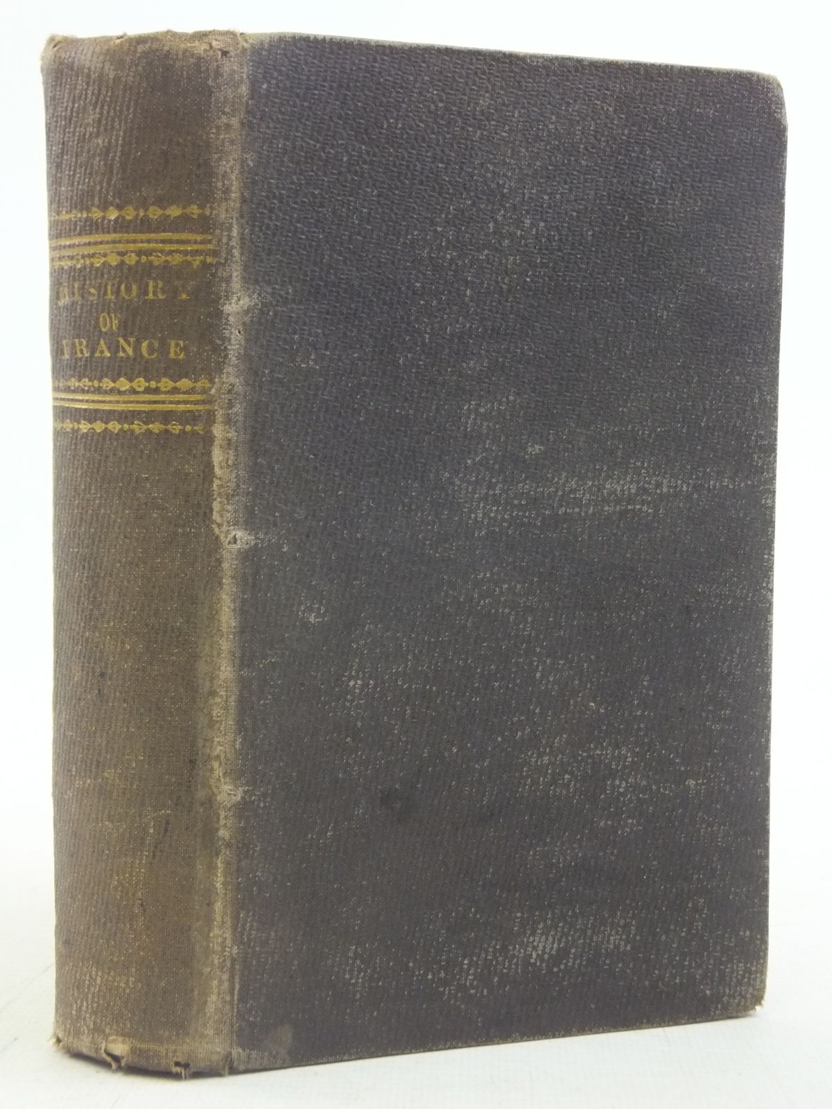 Photo of A HISTORY OF FRANCE written by Markham, Mrs. published by John Murray (STOCK CODE: 1605970)  for sale by Stella & Rose's Books