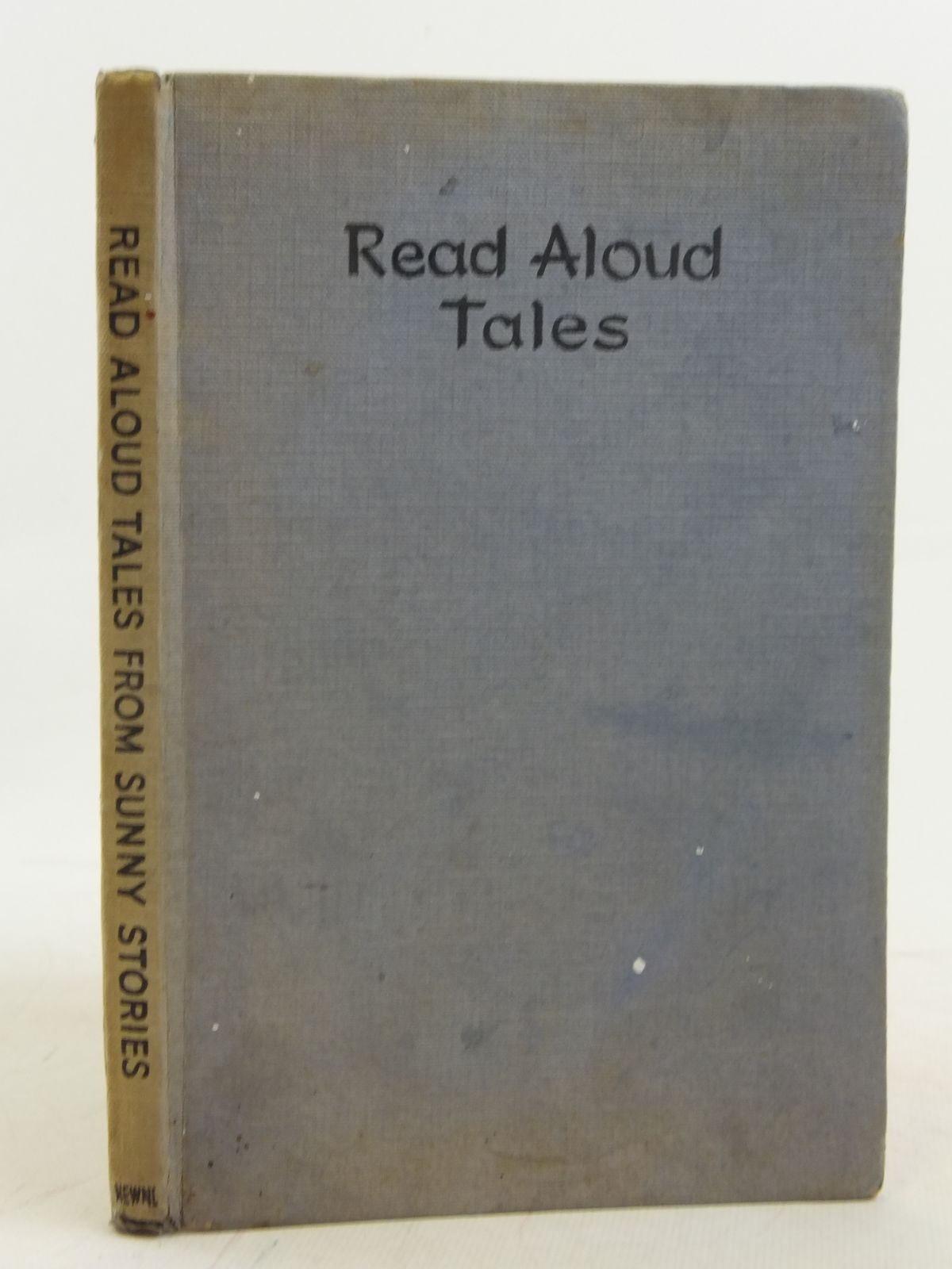 Photo of READ ALOUD TALES FROM SUNNY STORIES written by Saville, Malcolm published by George Newnes Limited (STOCK CODE: 1605993)  for sale by Stella & Rose's Books