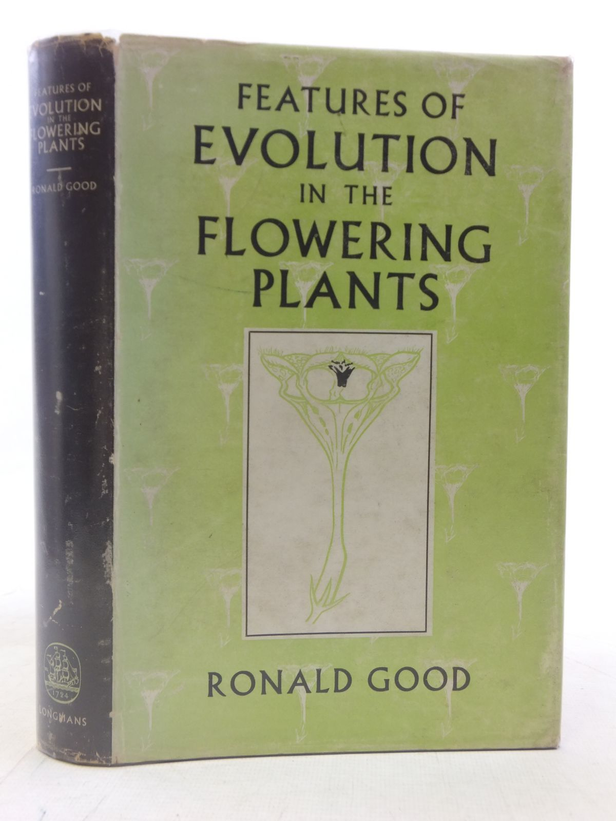 Photo of FEATURES OF EVOLUTION IN THE FLOWERING PLANTS written by Good, Ronald published by Longmans, Green & Co. (STOCK CODE: 1606053)  for sale by Stella & Rose's Books