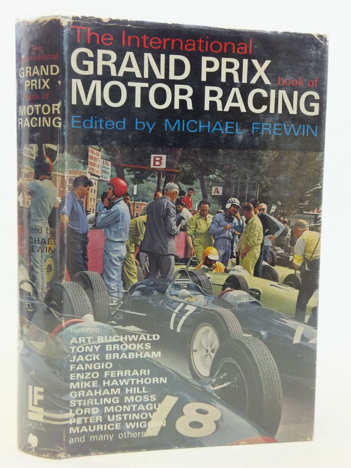 the complete history of grand prix motor racing written by cimarosti adriano bateman david. Black Bedroom Furniture Sets. Home Design Ideas