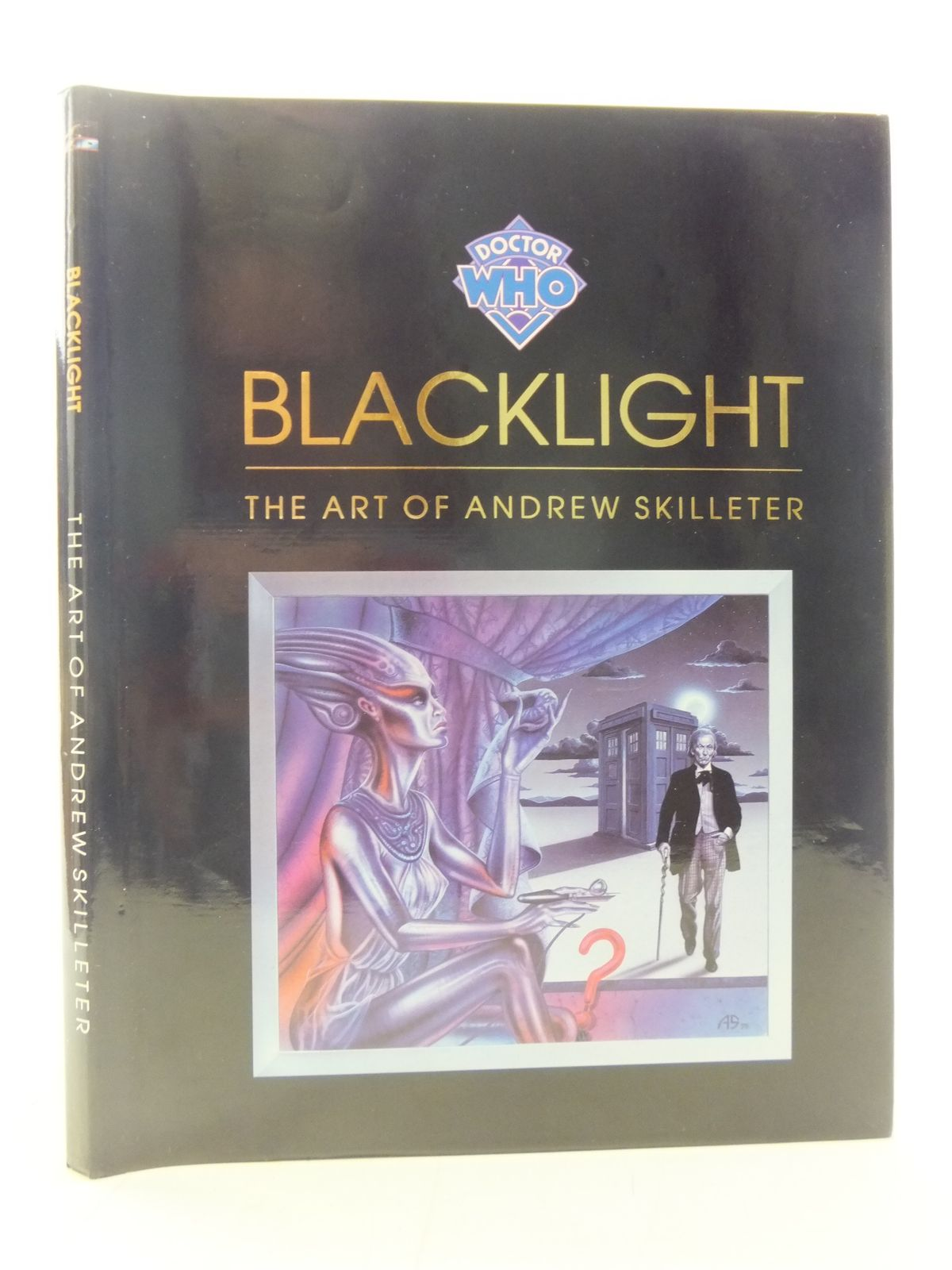 Photo of BLACKLIGHT written by Skilleter, Andrew illustrated by Skilleter, Andrew published by Doctor Who Books (STOCK CODE: 1606219)  for sale by Stella & Rose's Books