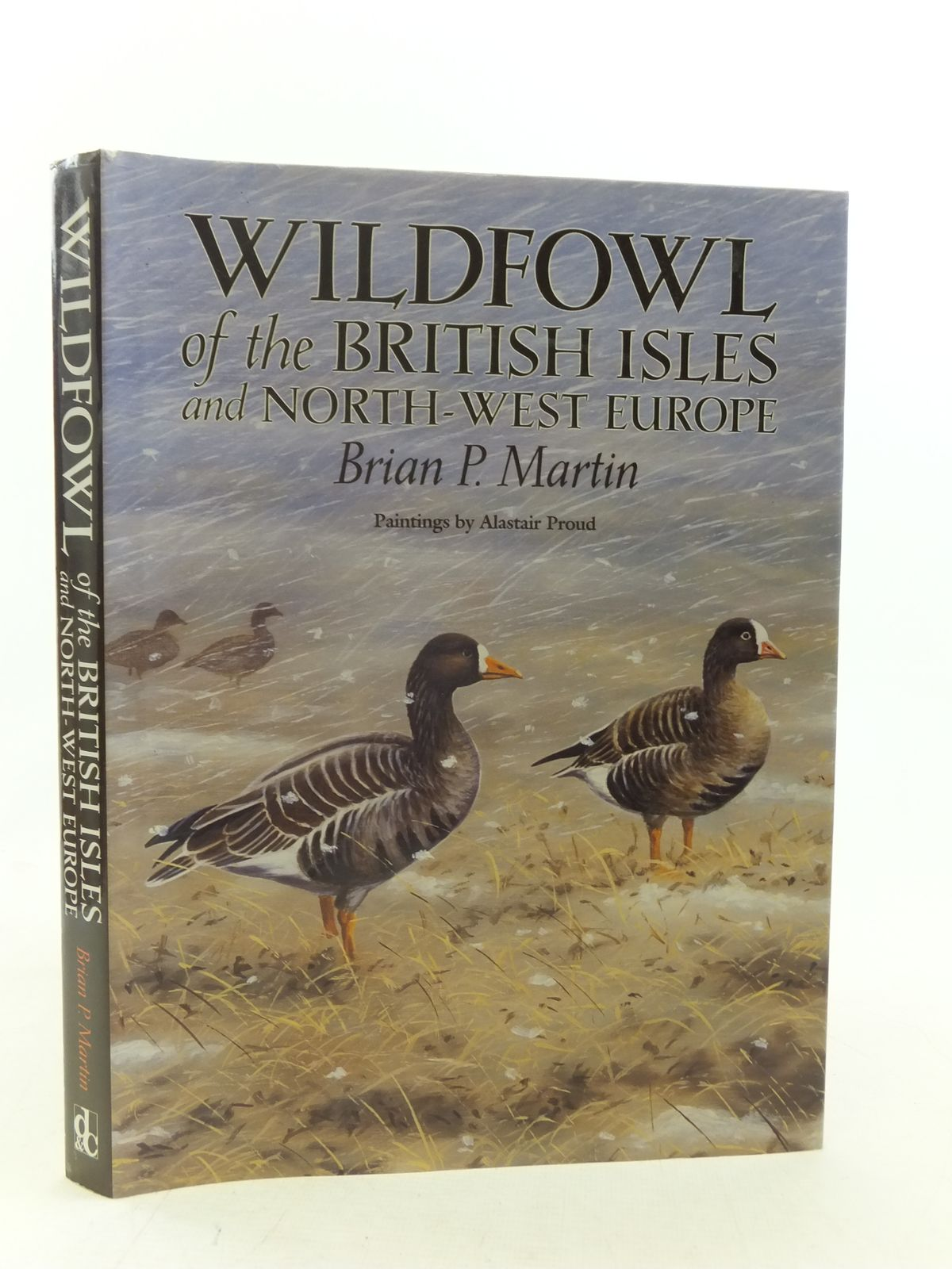 Photo of WILDFOWL OF THE BRITISH ISLES AND NORTH-WEST EUROPE