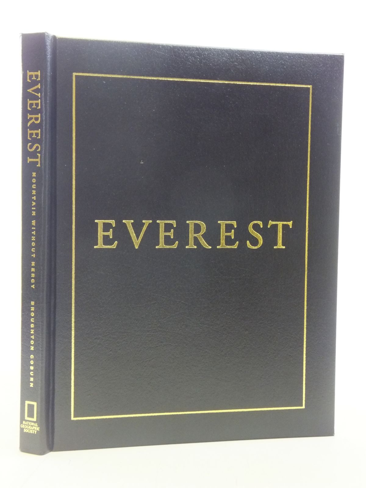 Photo of EVEREST MOUNTAIN WITHOUT MERCY written by Coburn, Broughton published by National Geographic Society (STOCK CODE: 1606236)  for sale by Stella & Rose's Books