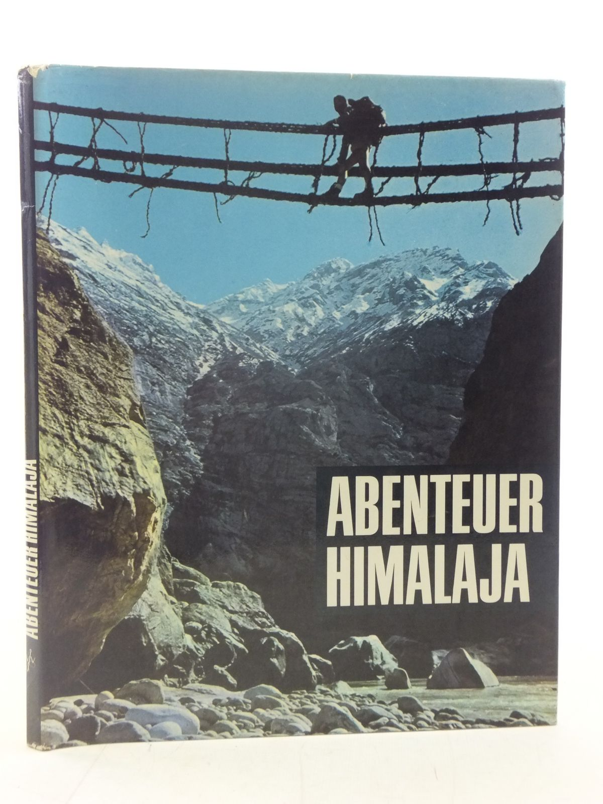 Photo of ABENTEUER HIMALAJA written by Kubiena, Klaus published by Verlag Fur Jugend Und Volk (STOCK CODE: 1606237)  for sale by Stella & Rose's Books