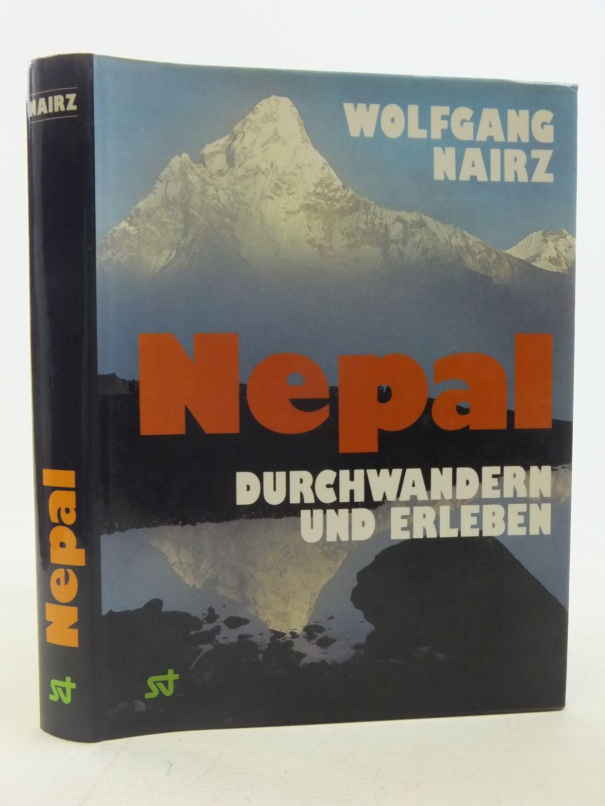 Photo of NEPAL DURCHWANDERN UND ERLEBEN written by Nairz, Wolfgang published by Steiger Verlag Innsbruck (STOCK CODE: 1606242)  for sale by Stella & Rose's Books